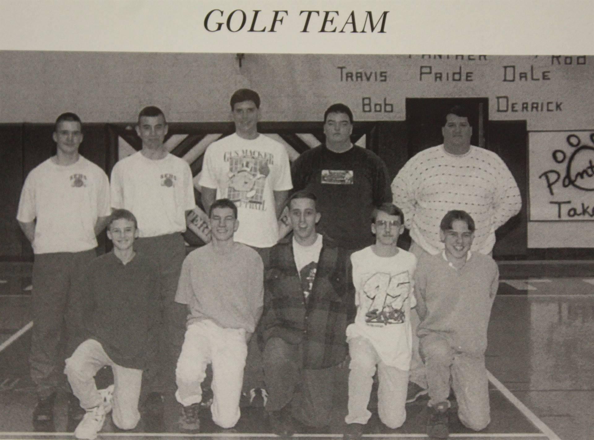 1995 Golf