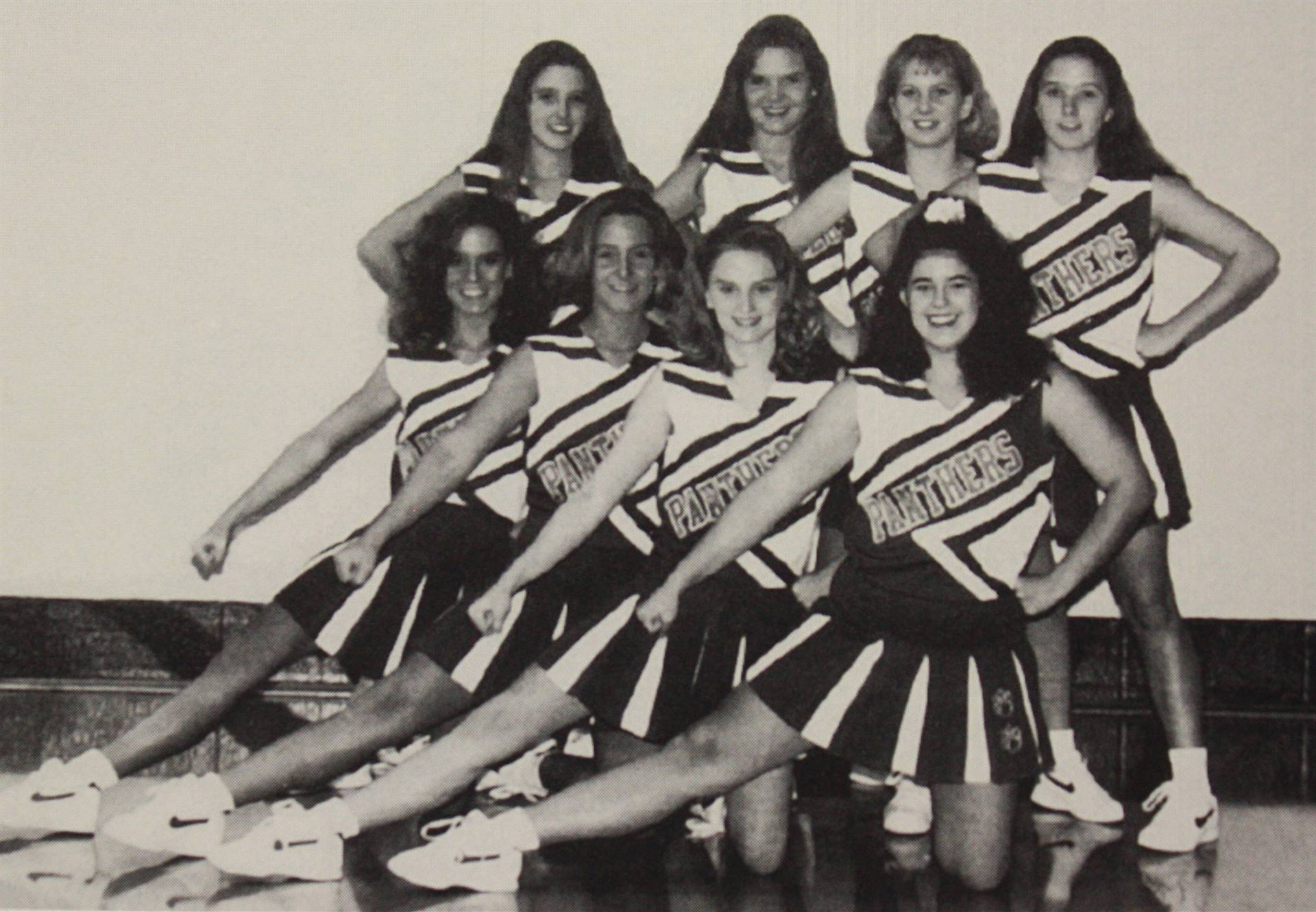 1995 Varsity Cheerleaders
