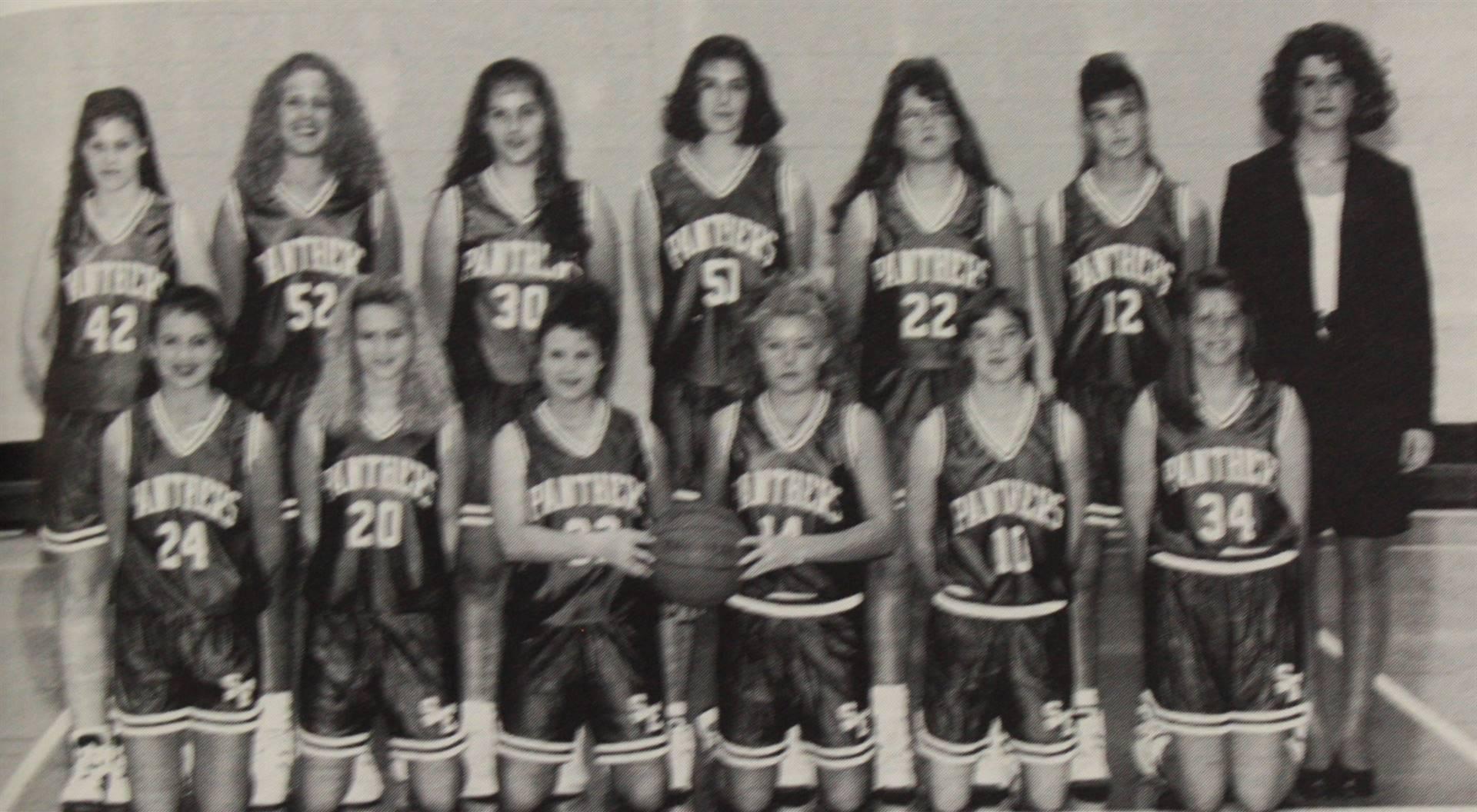 1995 Girls Reserve Basketball
