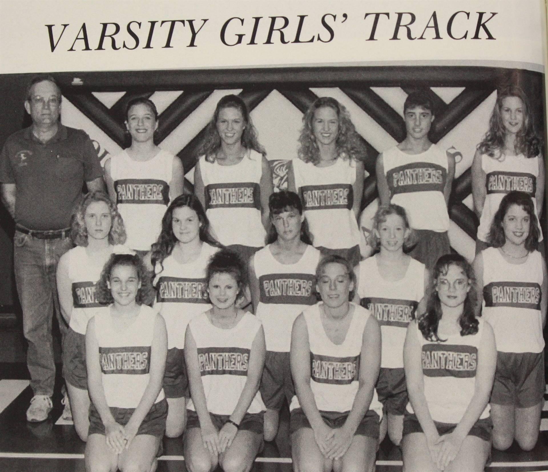 1995 Girls Track