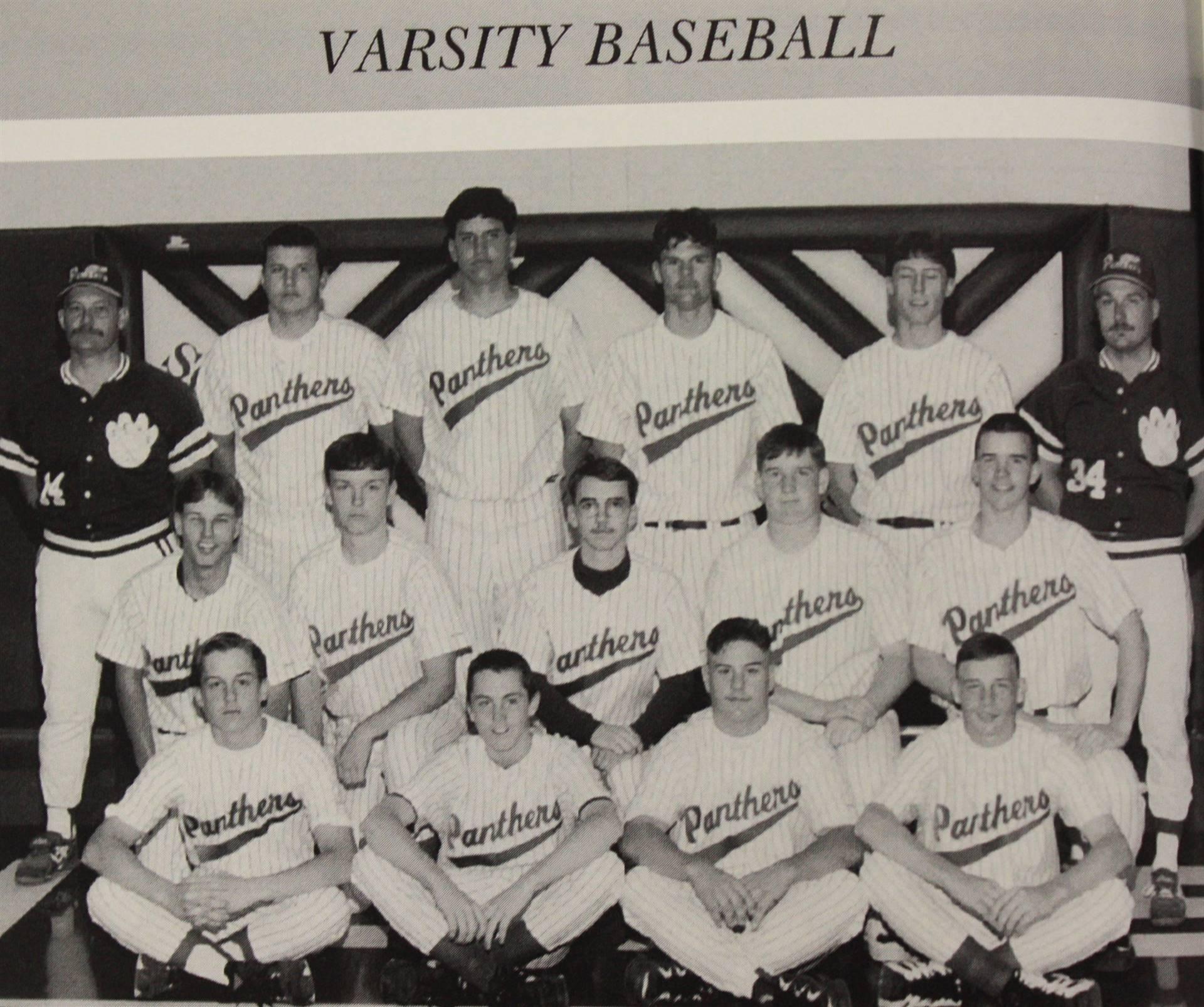 1995 Varsity Basketball