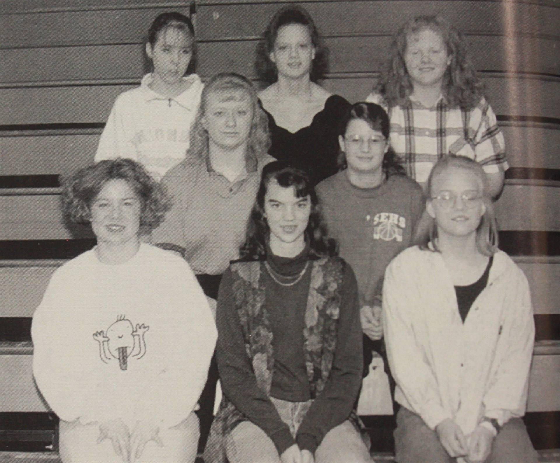 1995 High School Choir
