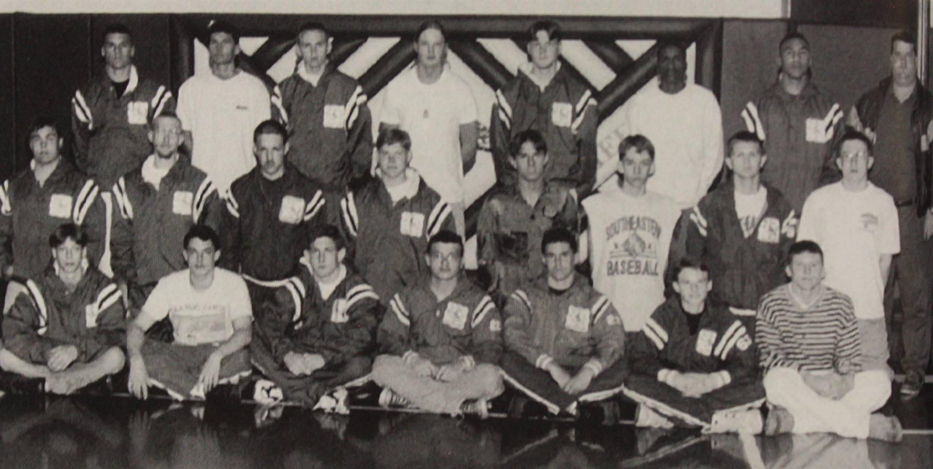 1995 Boys Track