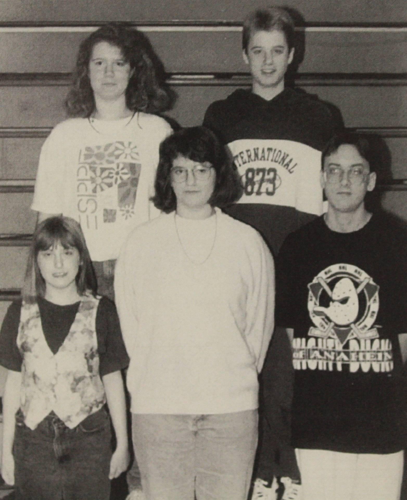 1995 Solo Ensemble
