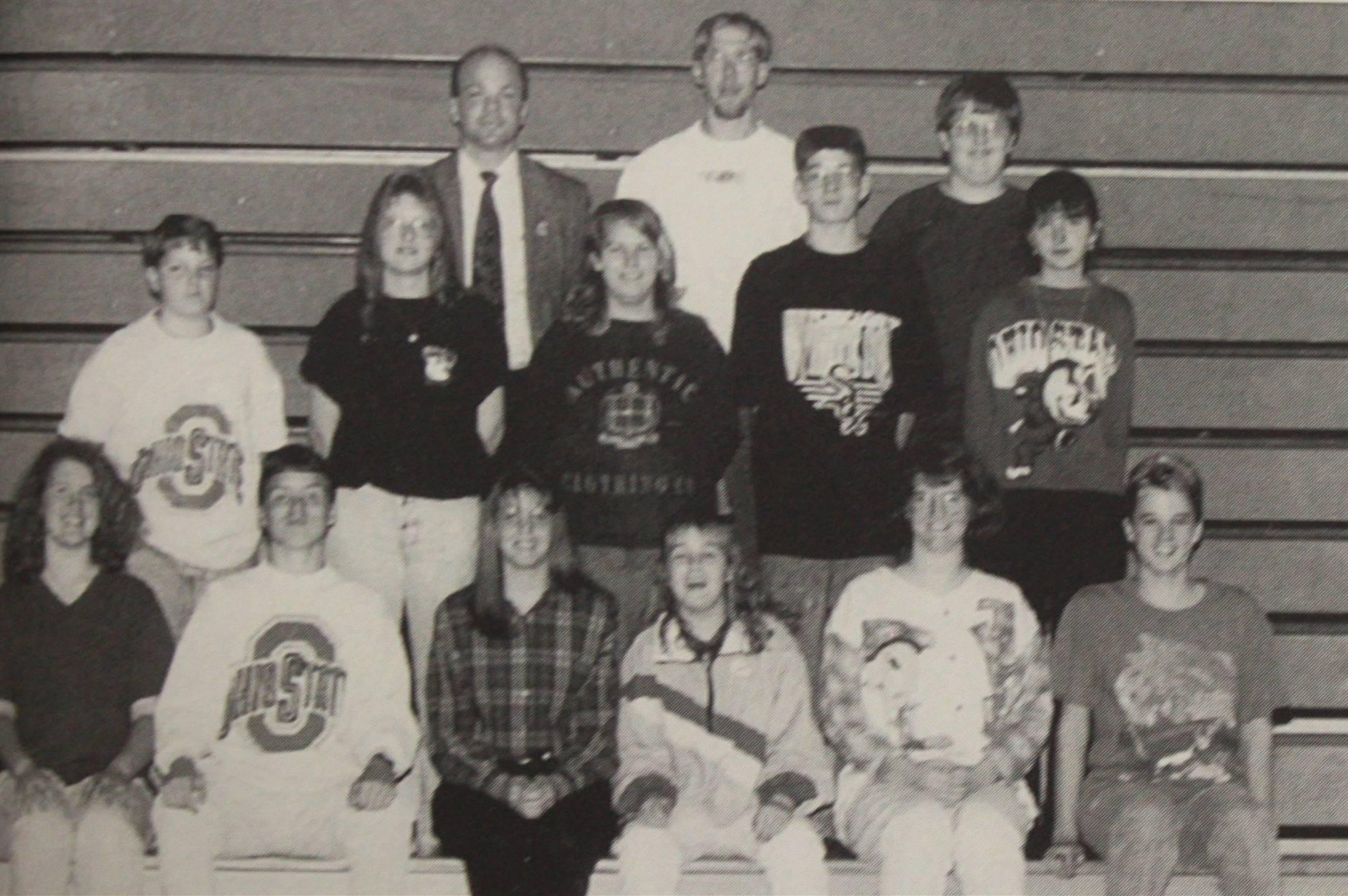 1995 Pep Band