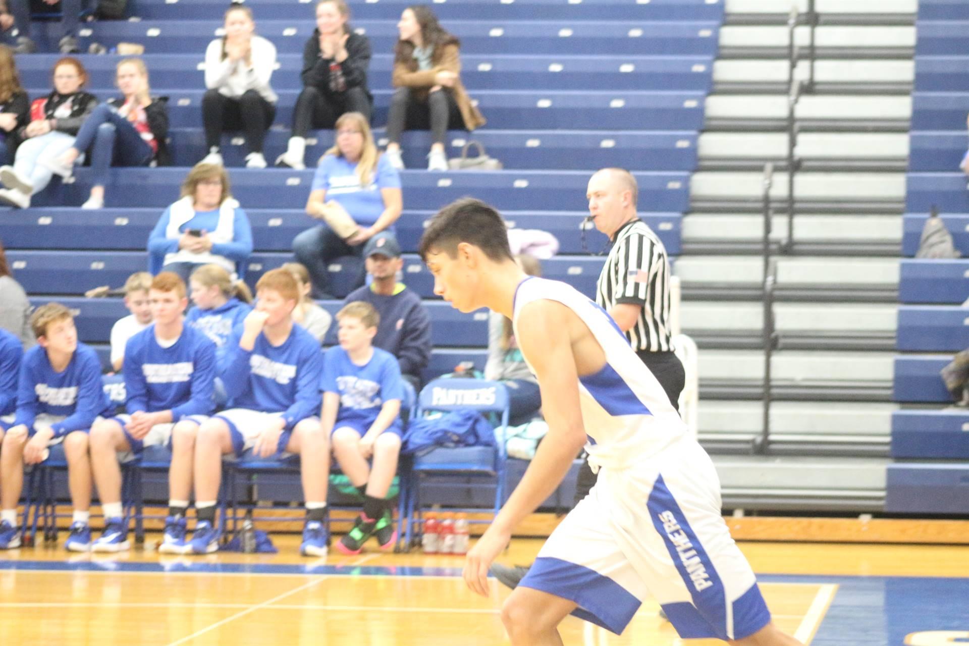 SE Boys Basketball vs Alexander