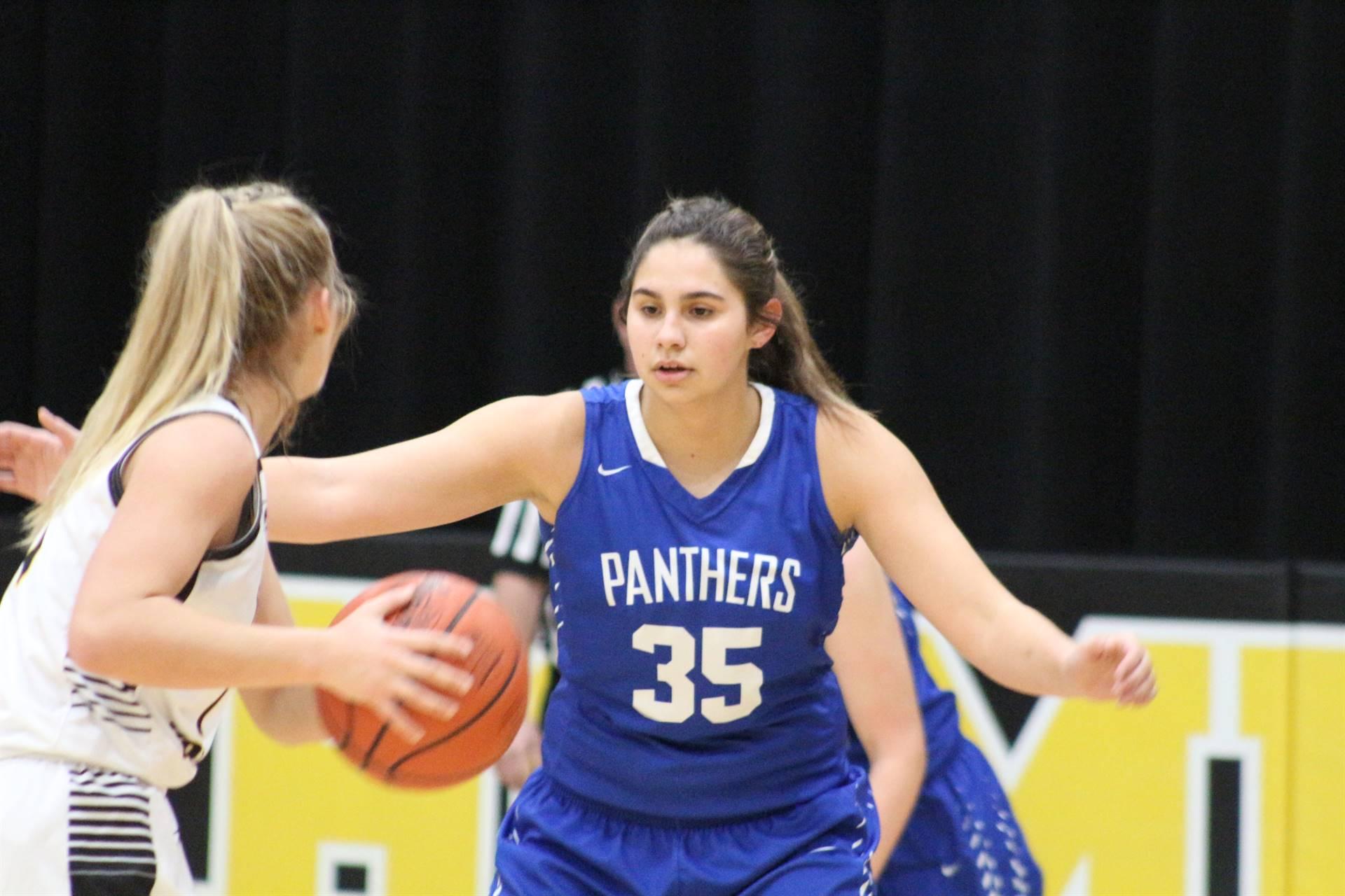 SE Girls Basketball vs Paint Valley