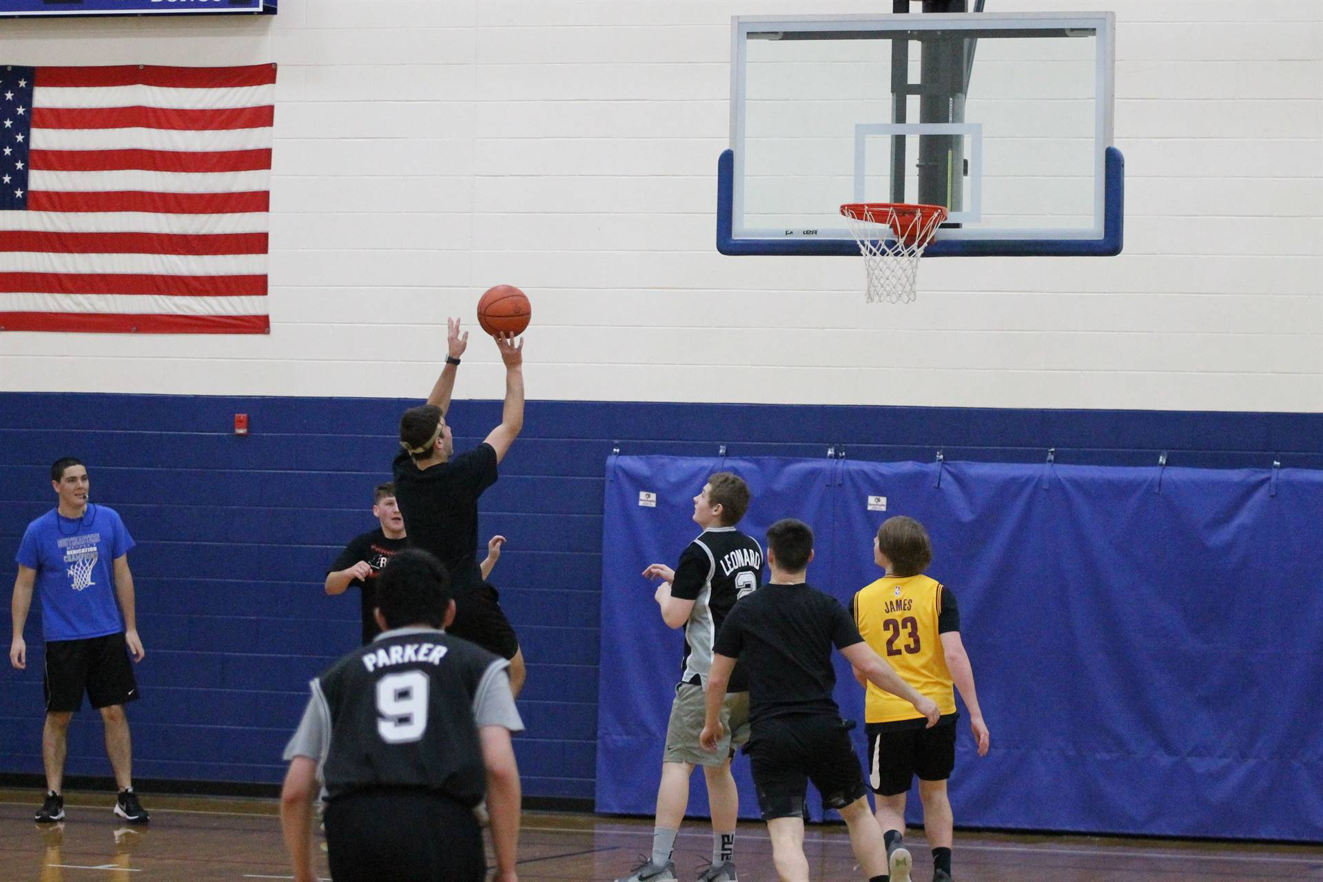 2019 Student Faculty Games