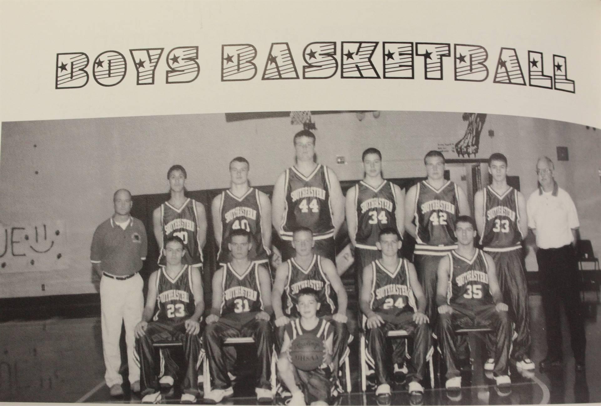 2000 Boys Basketball