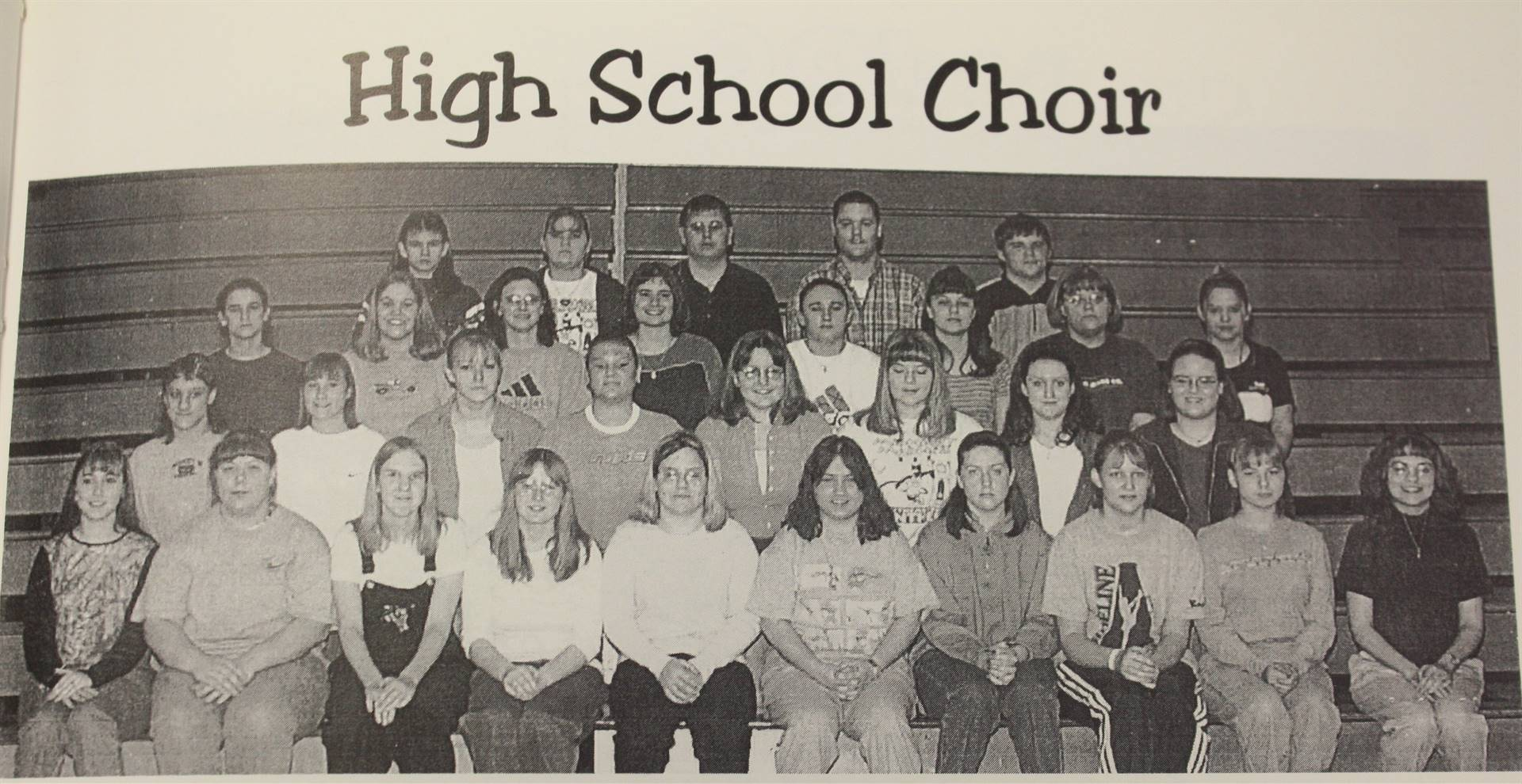 2000 Choir
