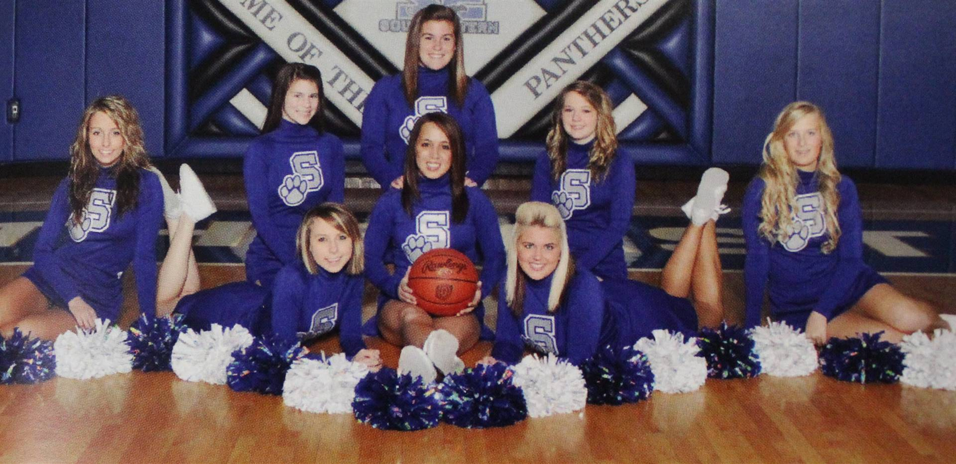 2010 Cheerleading