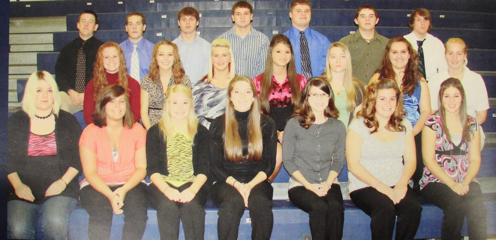 2010 National Honor Society