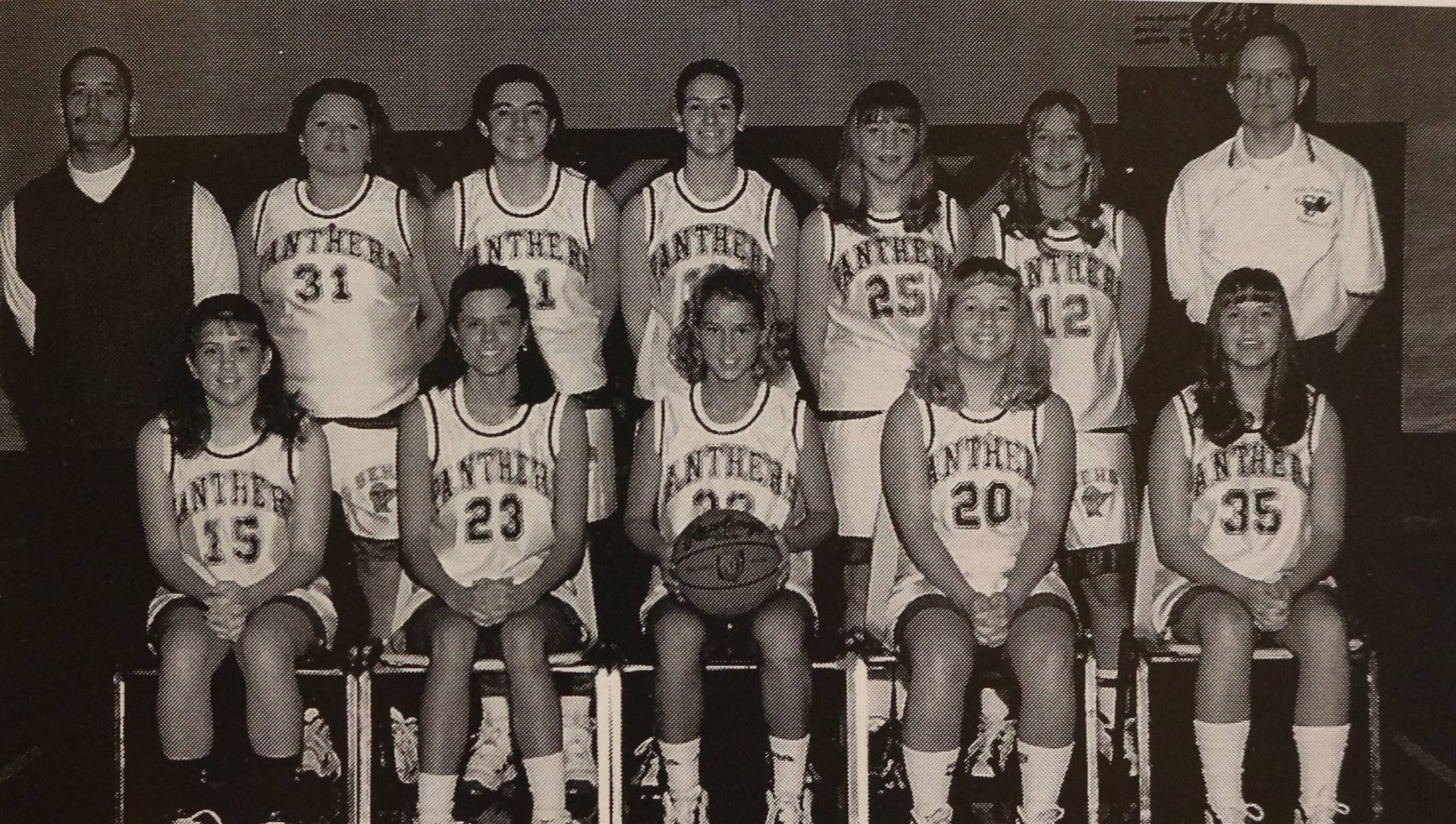 1999 Girl's Varsity Basketball