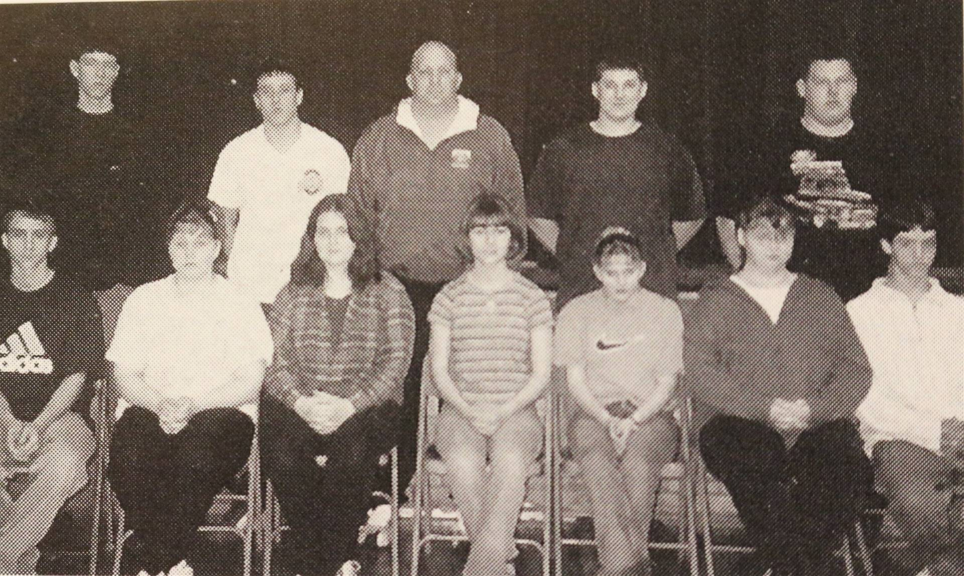 1999 High School Choir