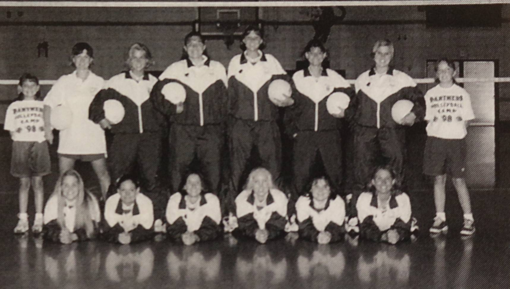 1999 High School Volleyball