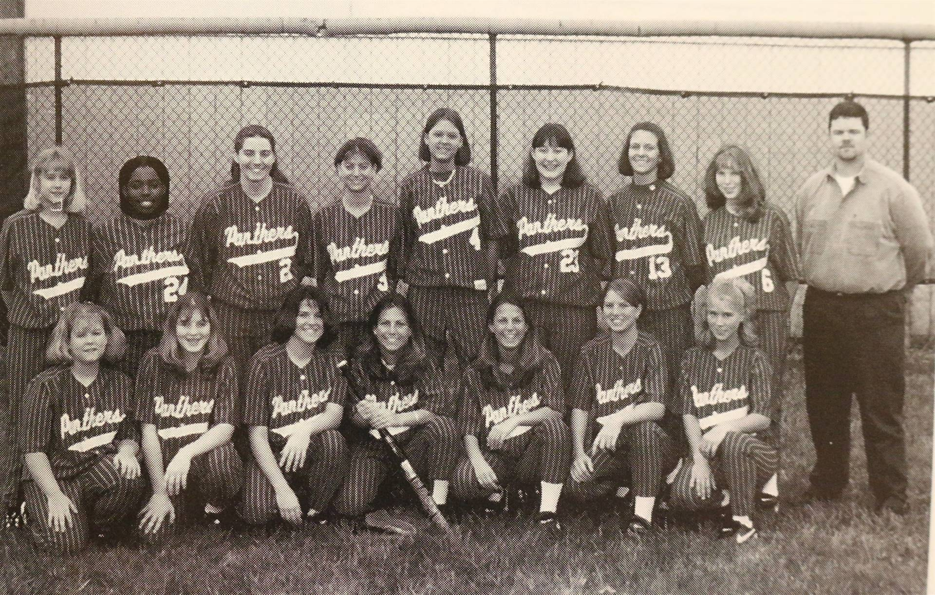 1999 High School Softball