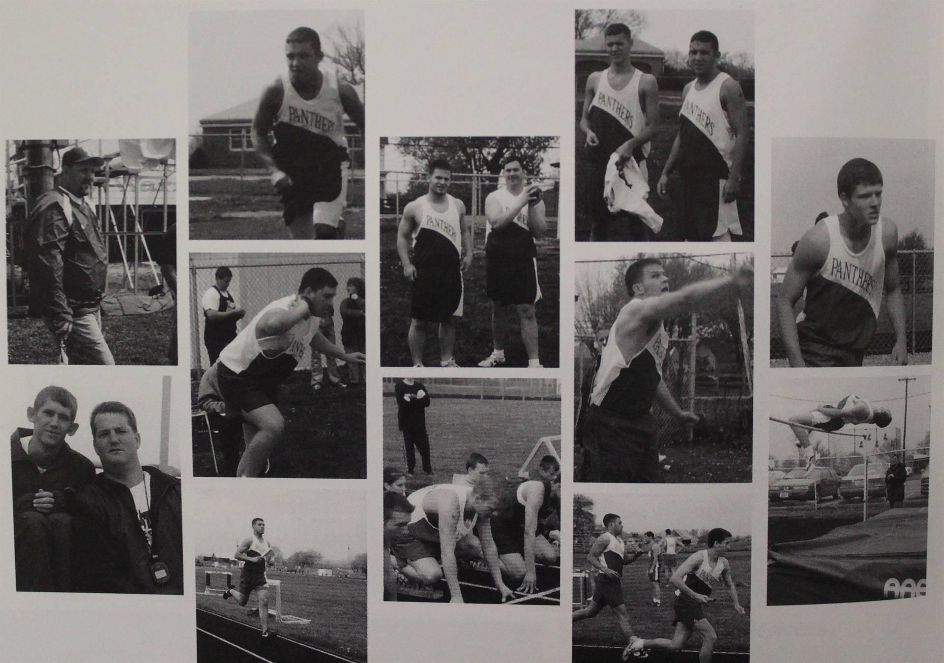 2001 Boys Track