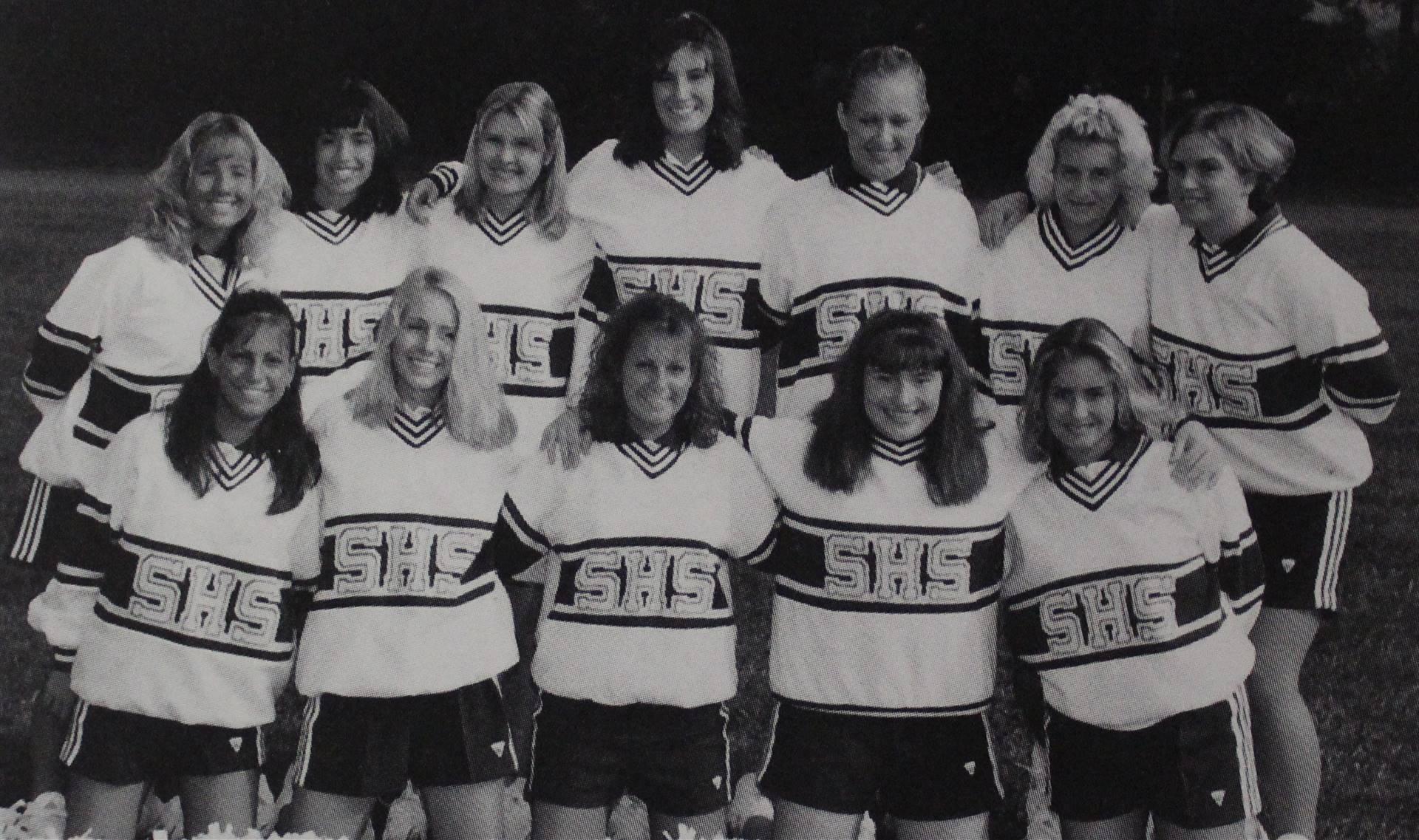 2001 Cheerleading