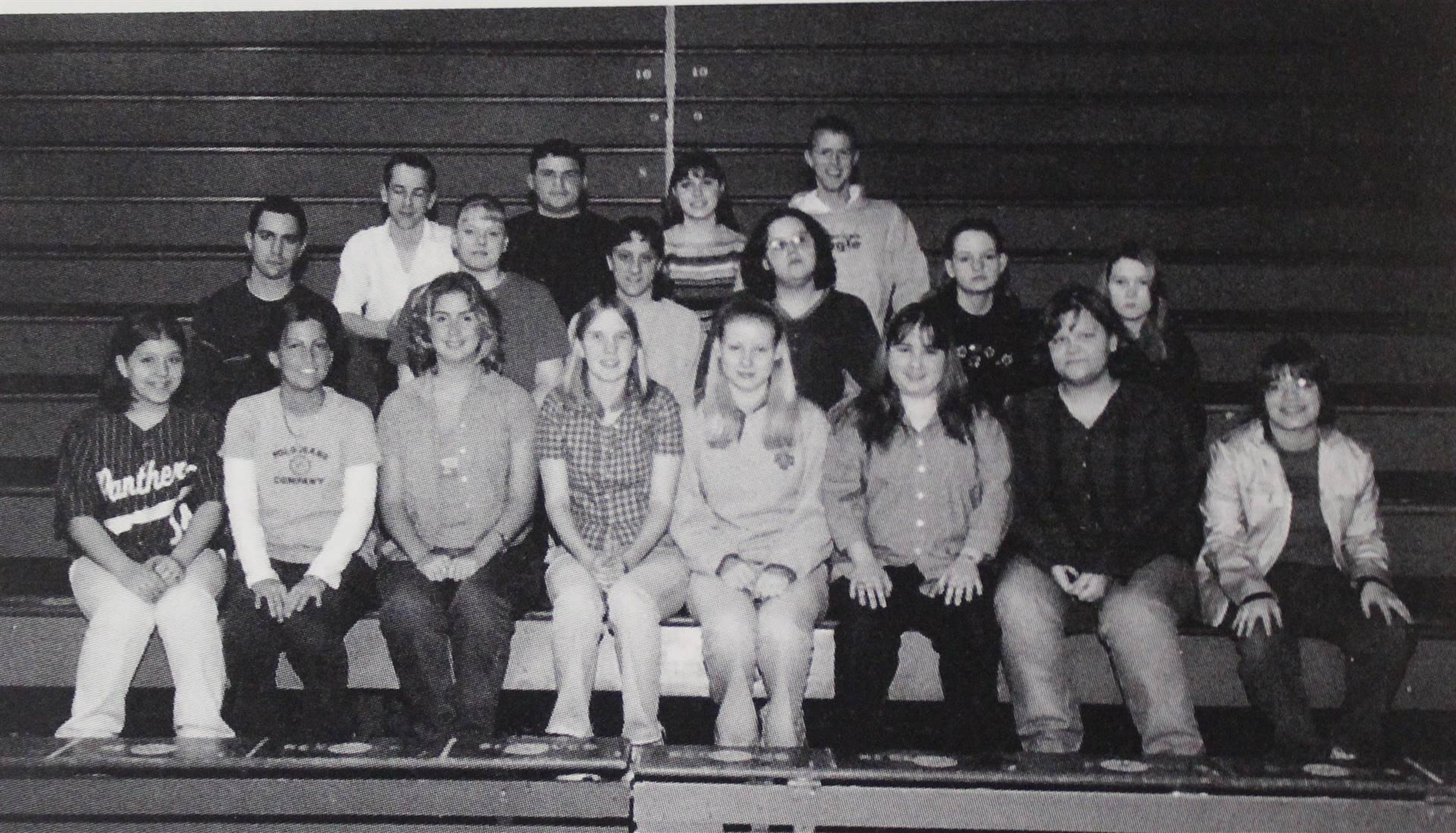 2001 Choir