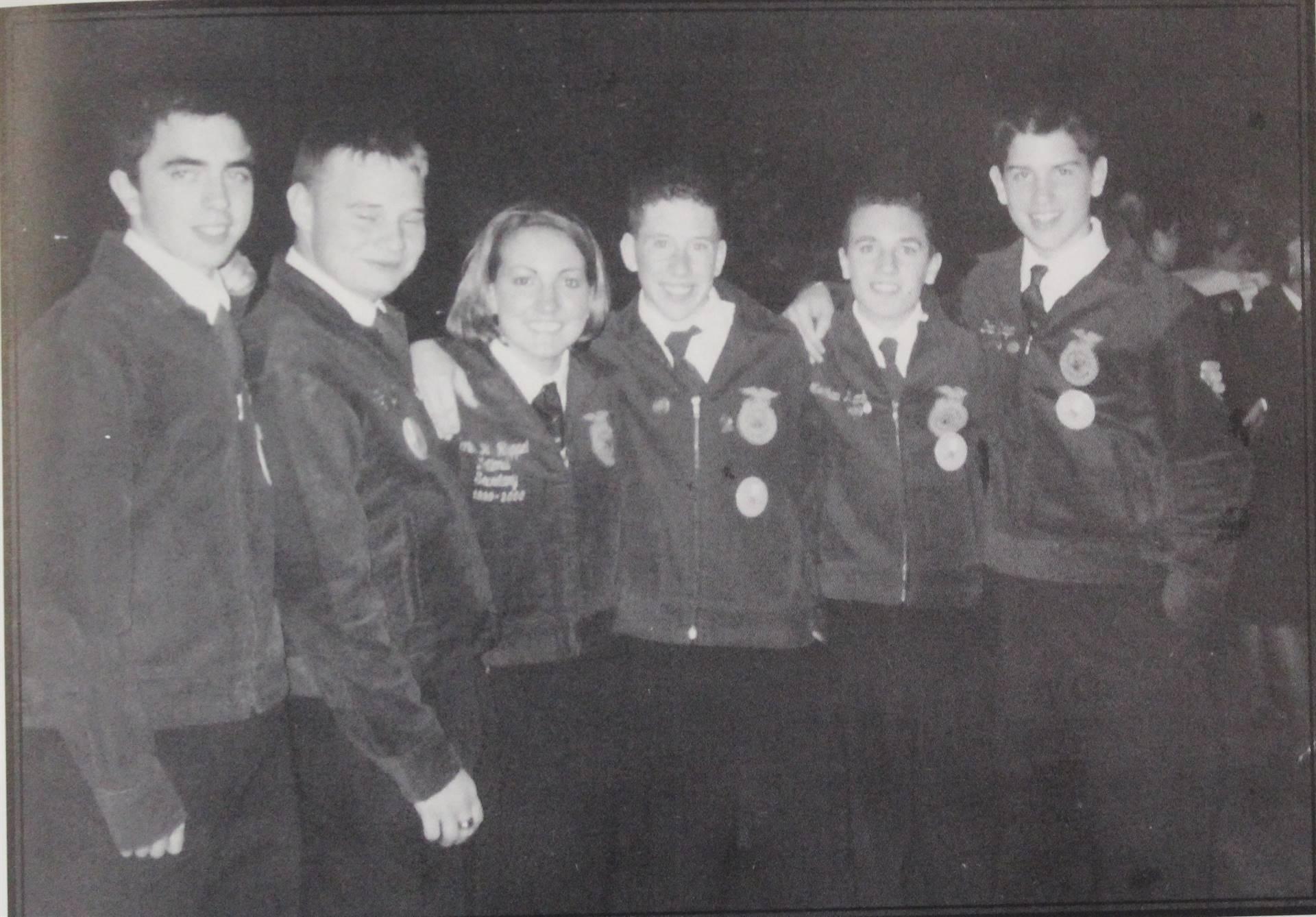 2001 FFA