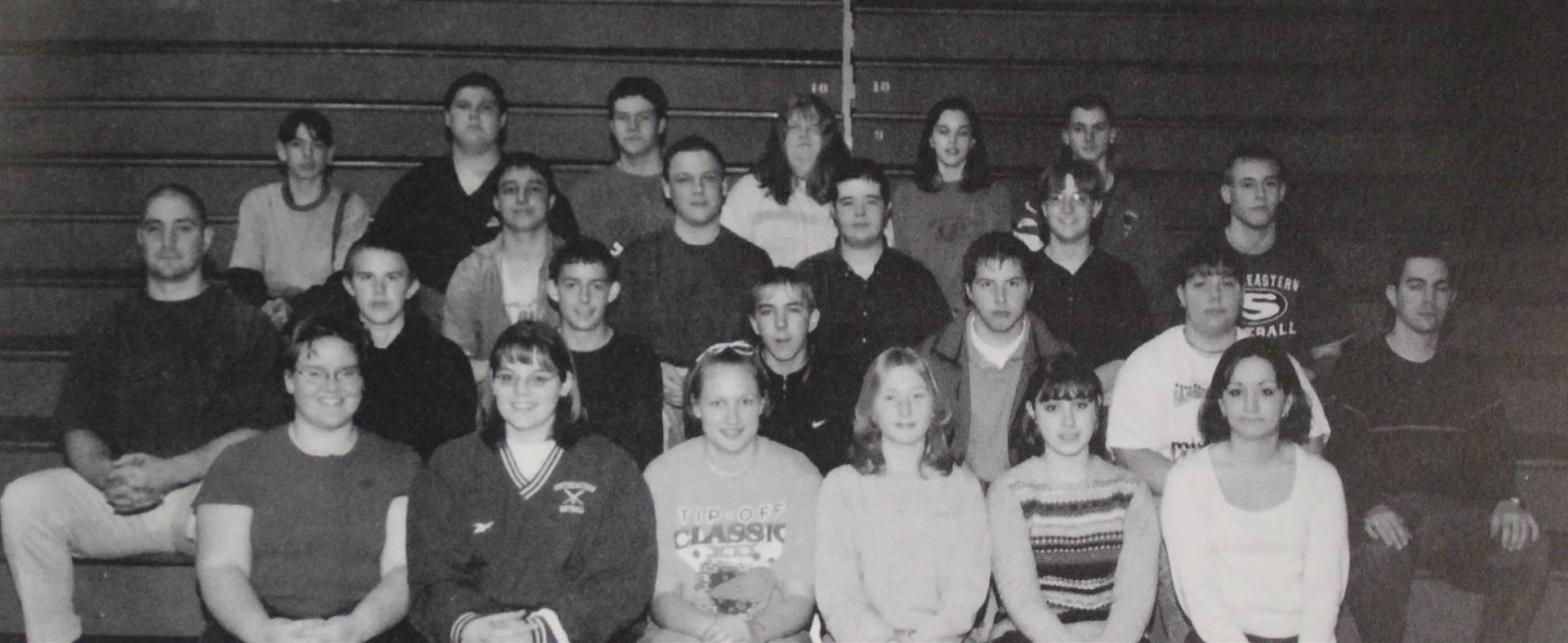 2001 Concert Band