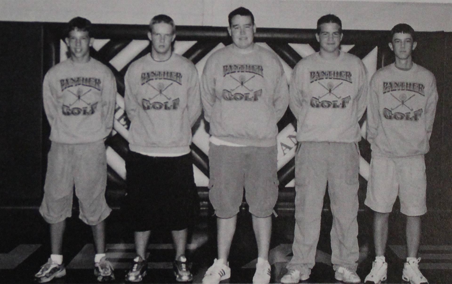 2001 Golf