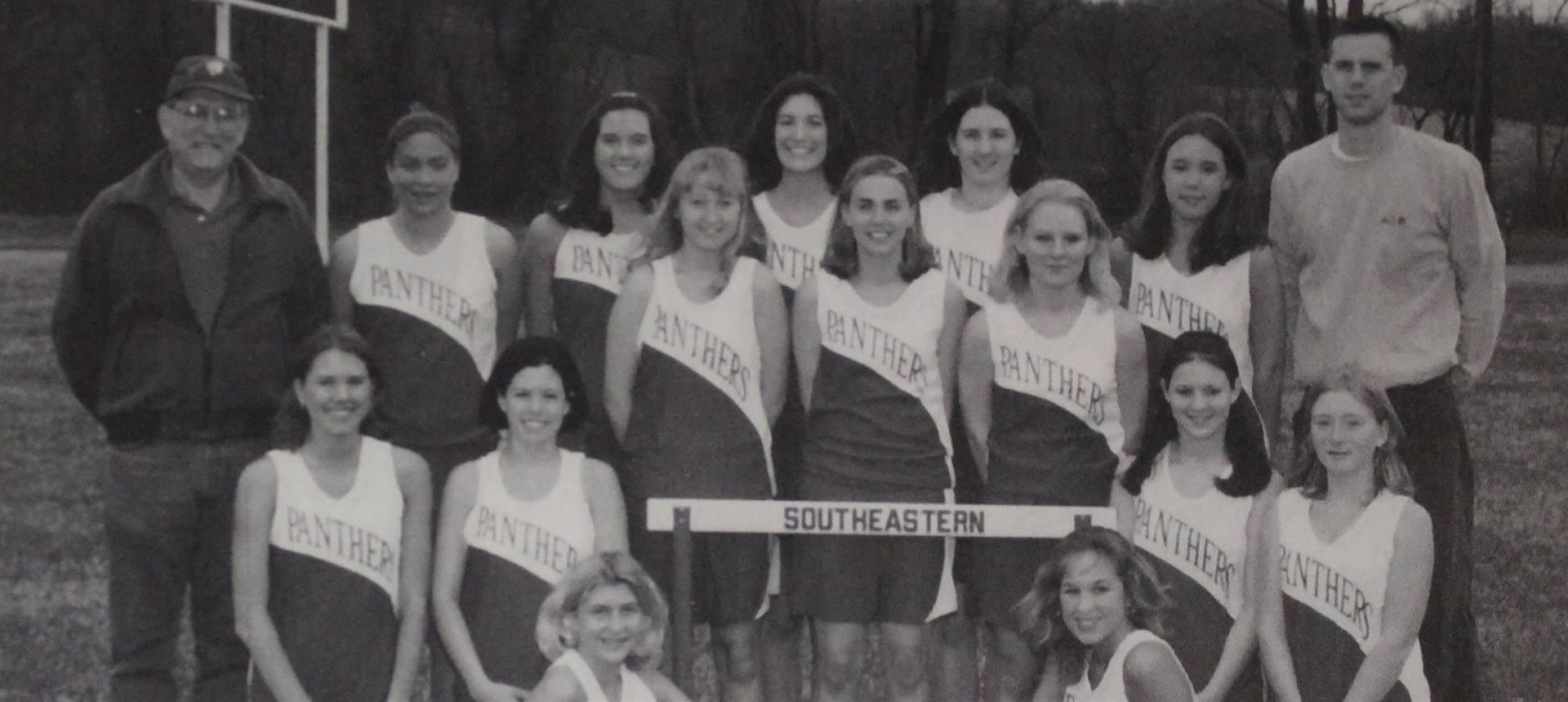 2001 Girls Track