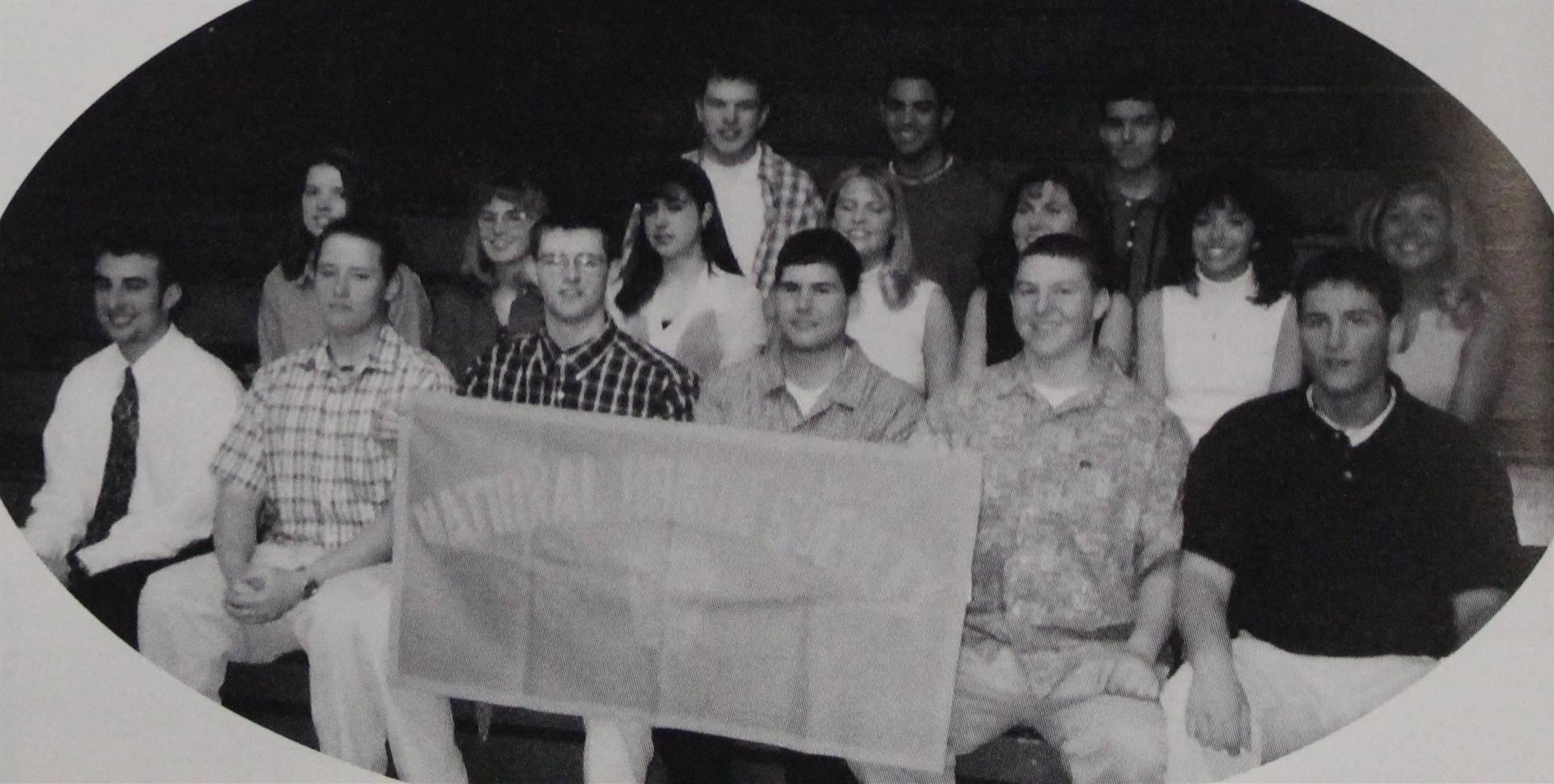 2001 NHS New Members
