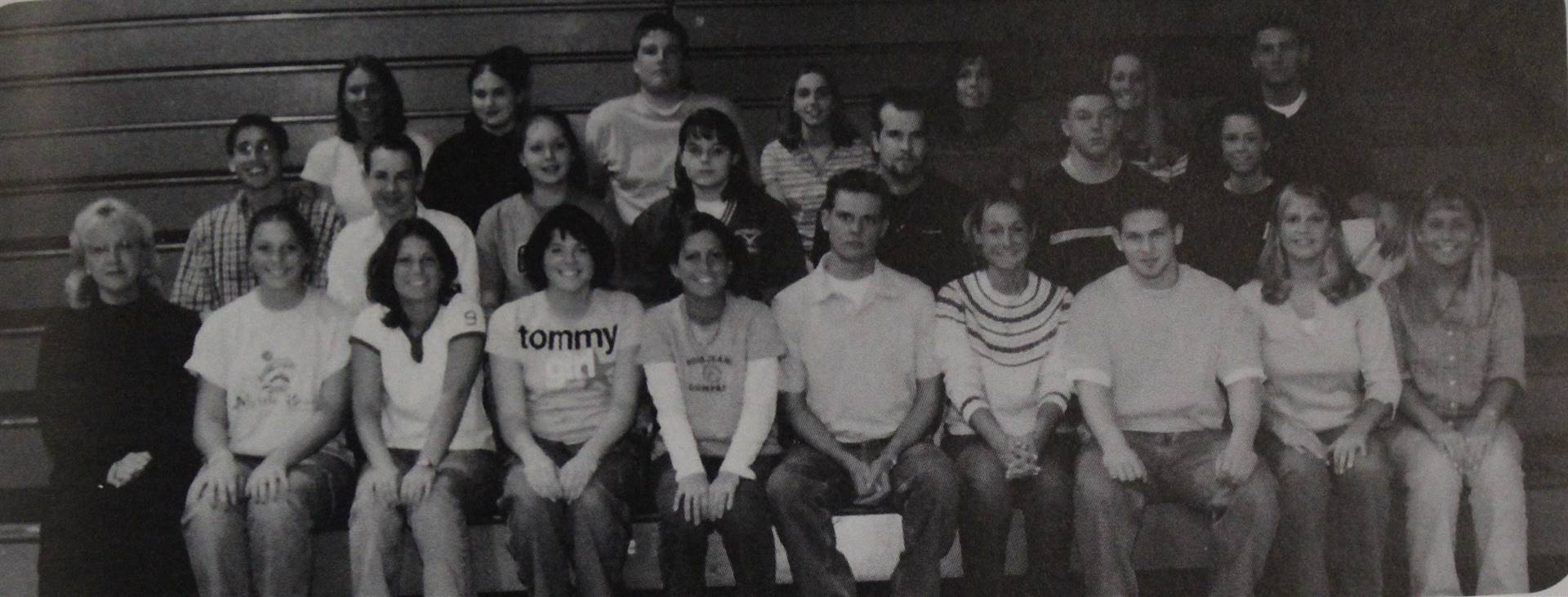 2001 Student Council