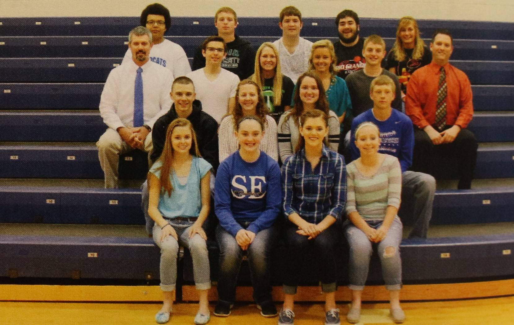 2014 Honor Society Current Members