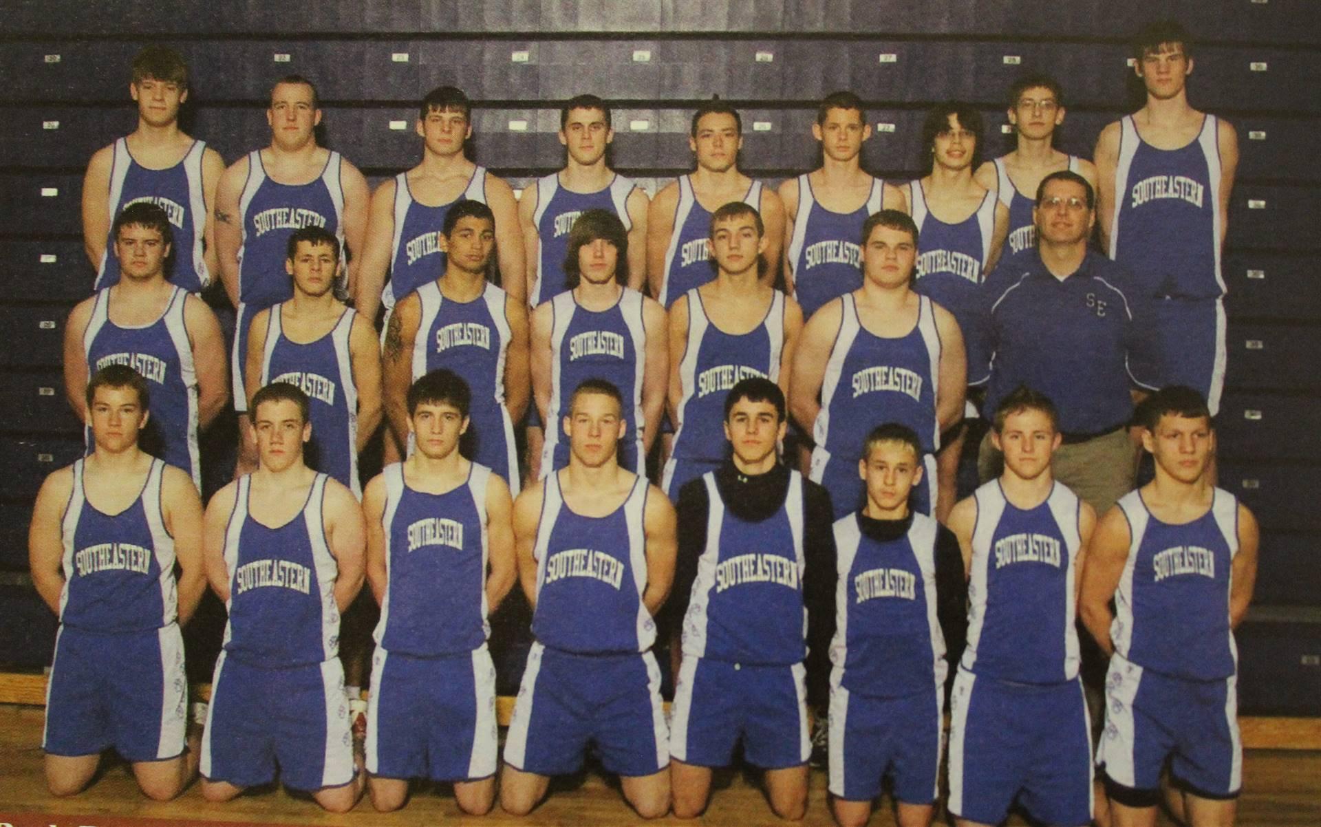 2008 boys track