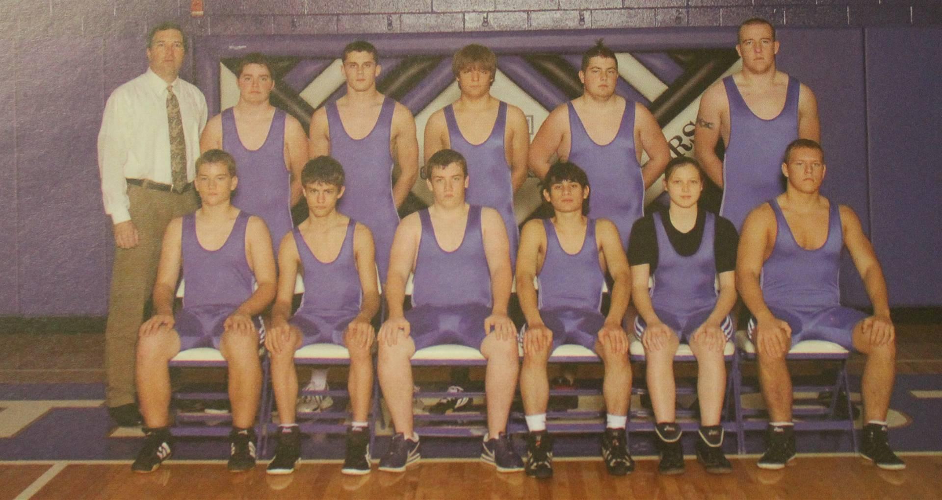 2008 wrestling