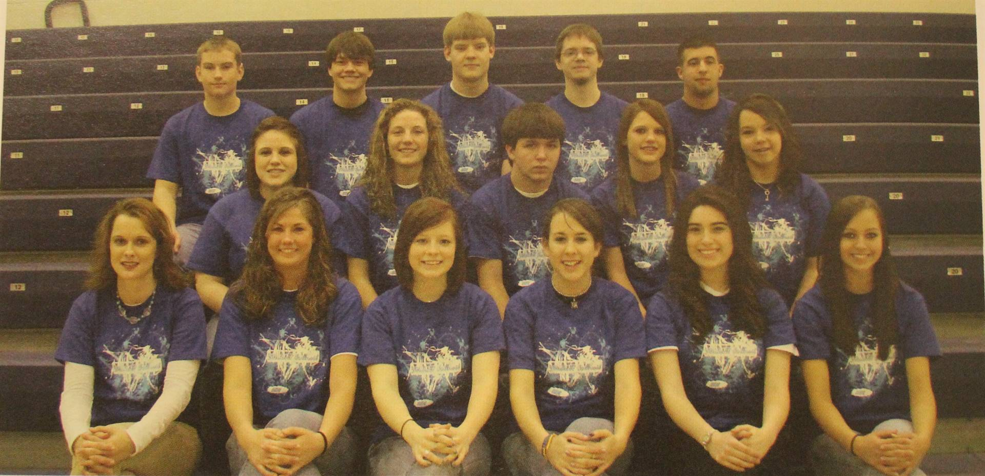 2008 student council