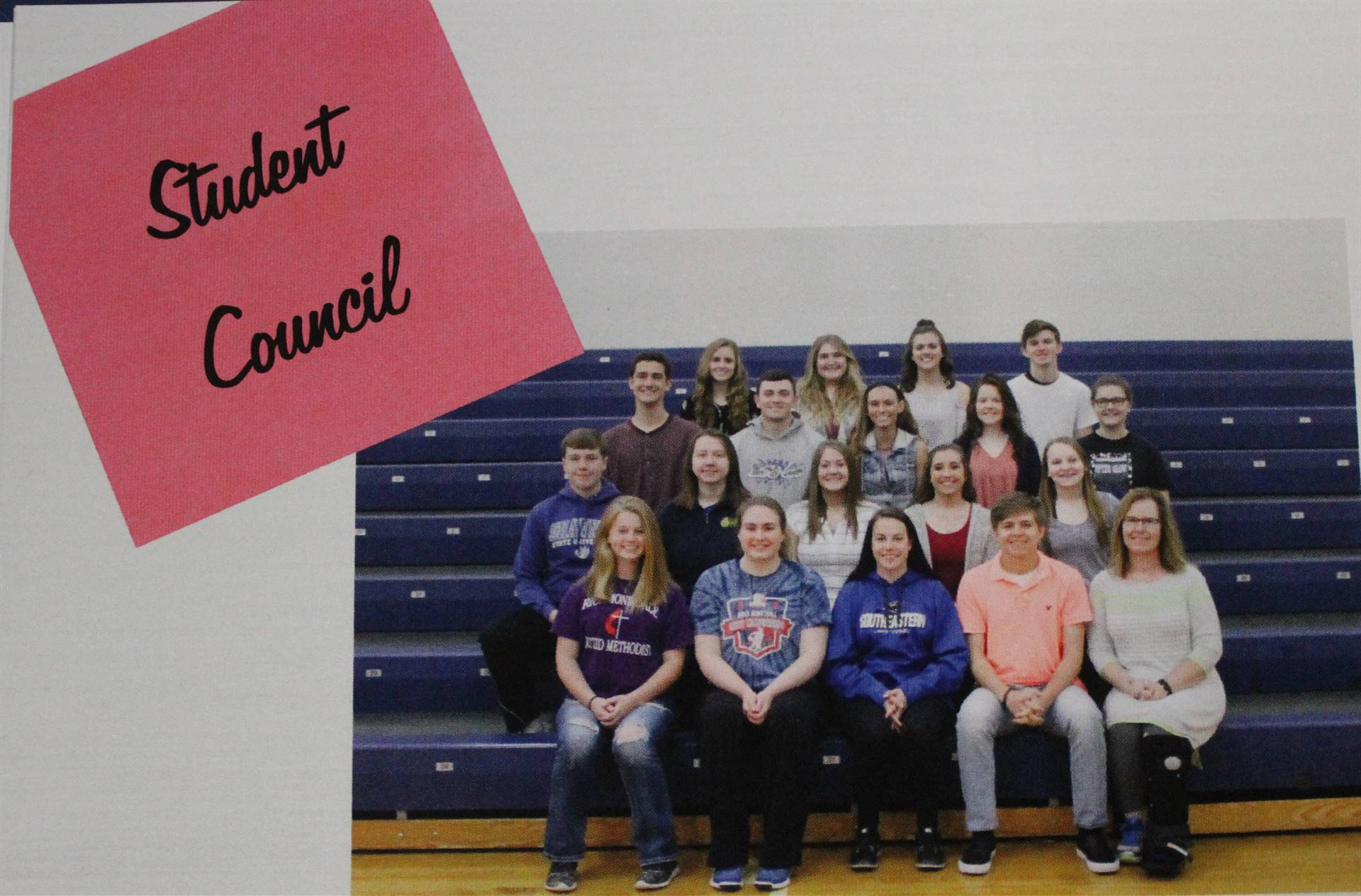 2017 Student Council