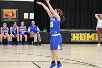 JH Girls vs Paint Valley 2