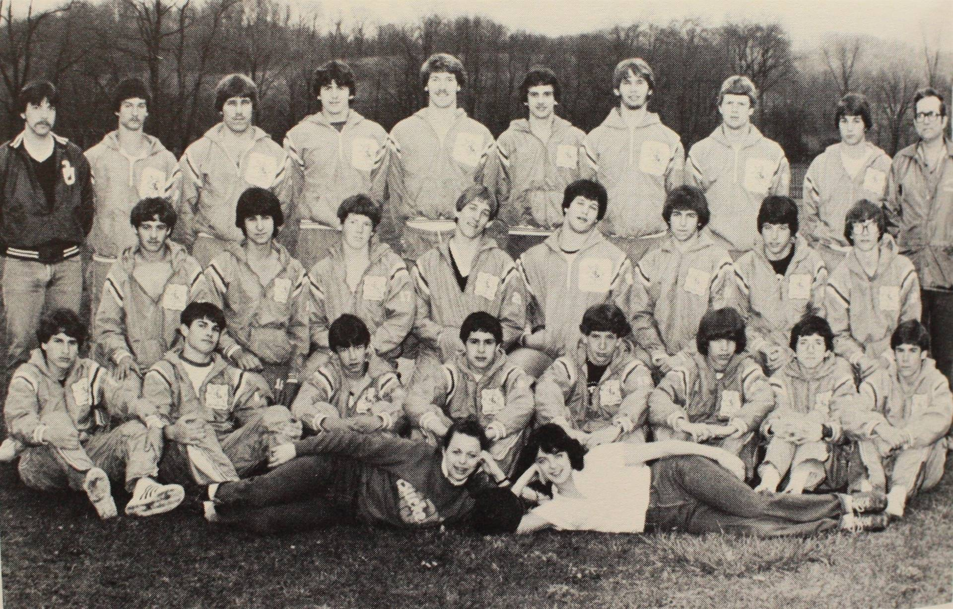 1982 Boys' Track