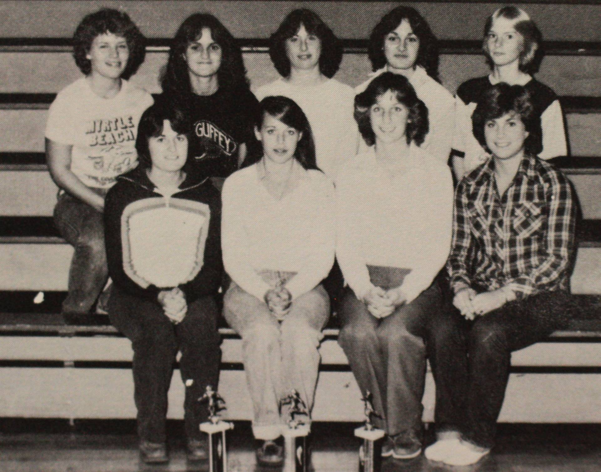 1982 Girls' Cross Country