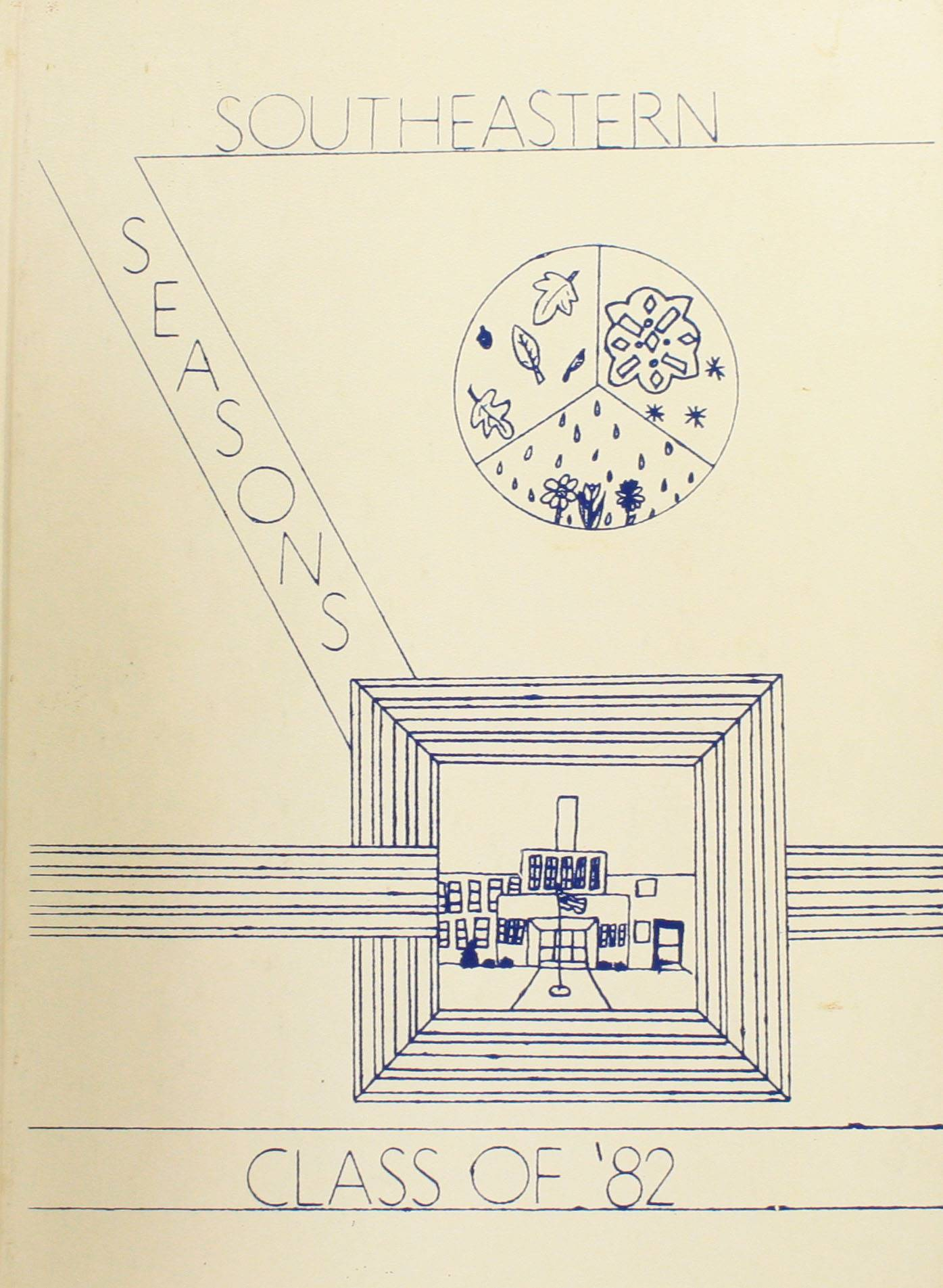 1982 Yearbook Cover