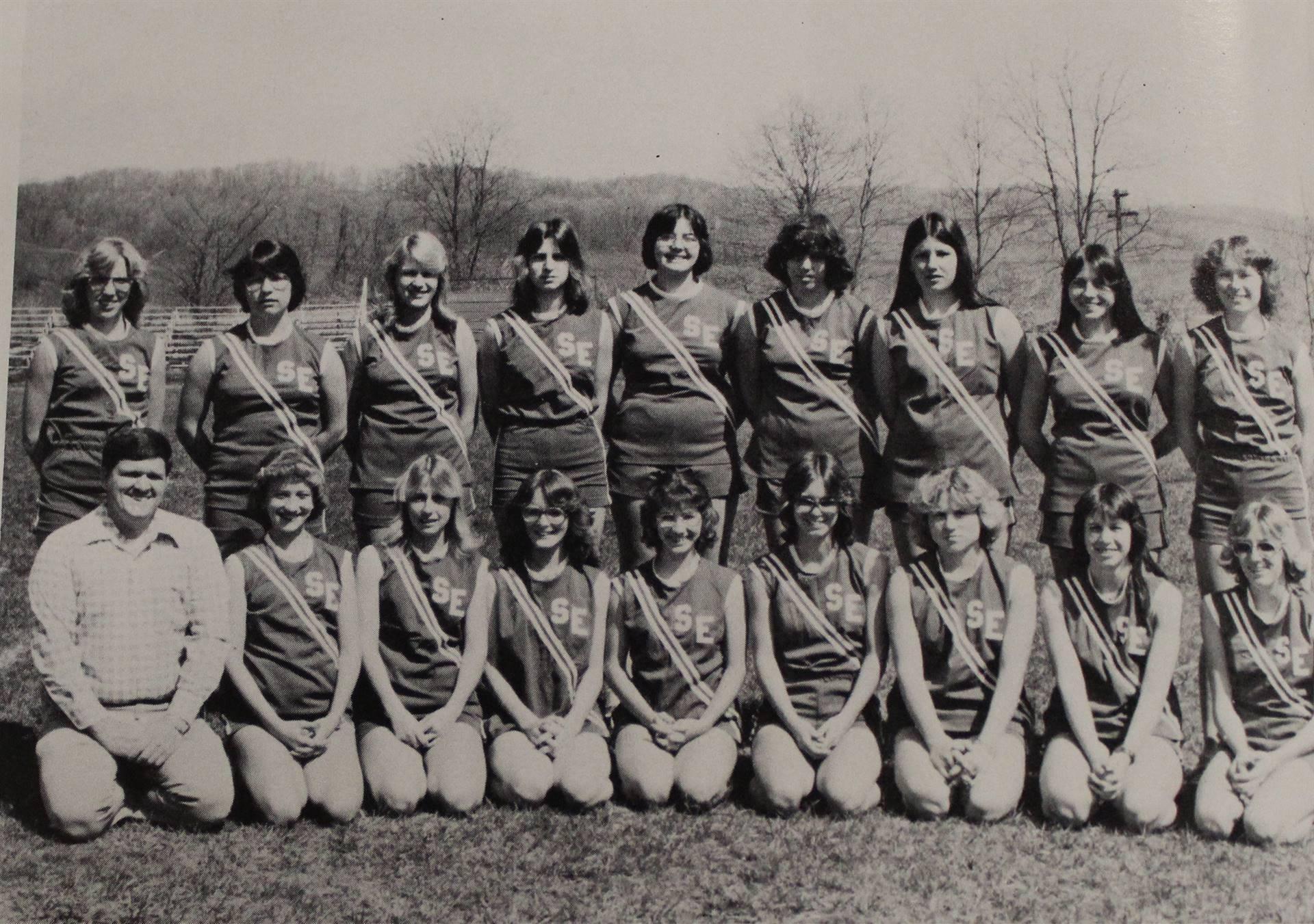 1978 Girls Track
