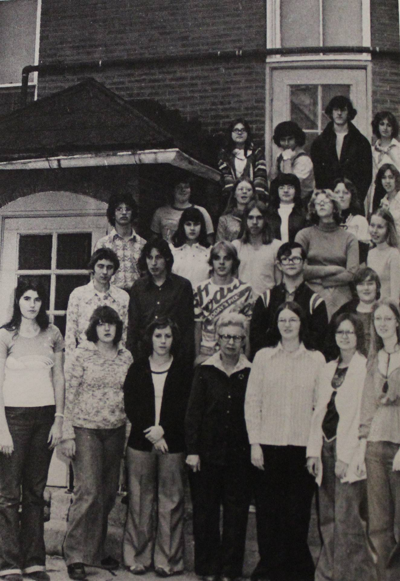 1978 Senior Choir