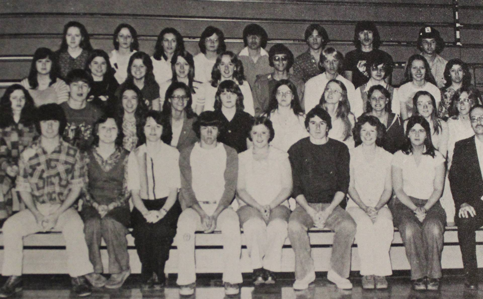 1978 Senior National Honor Society