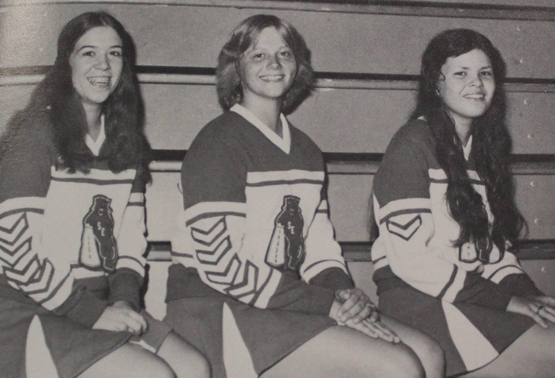 1978 Senior Cheer