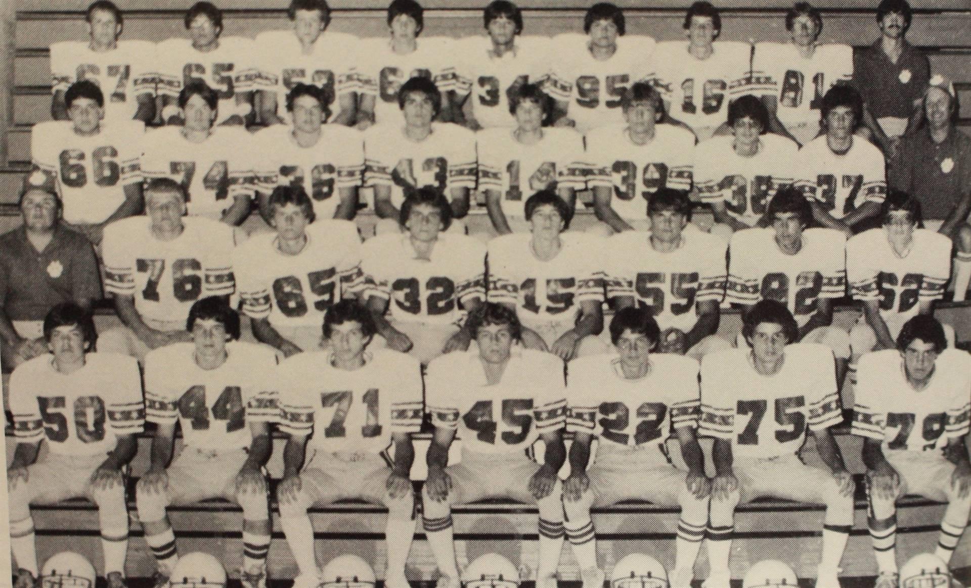 1984 Football