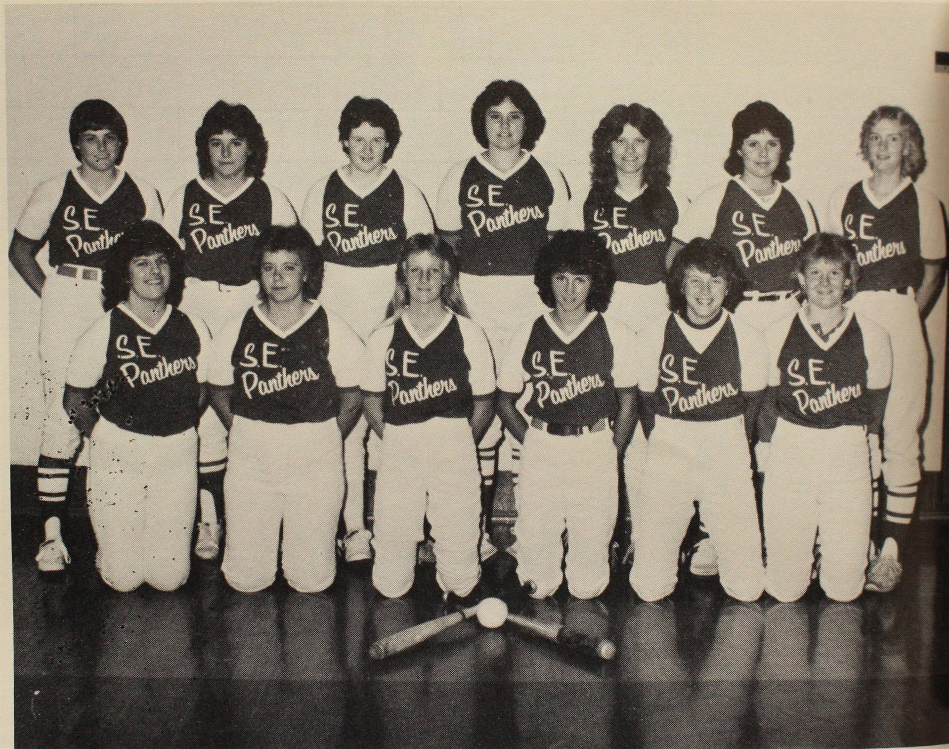 1984 Softball