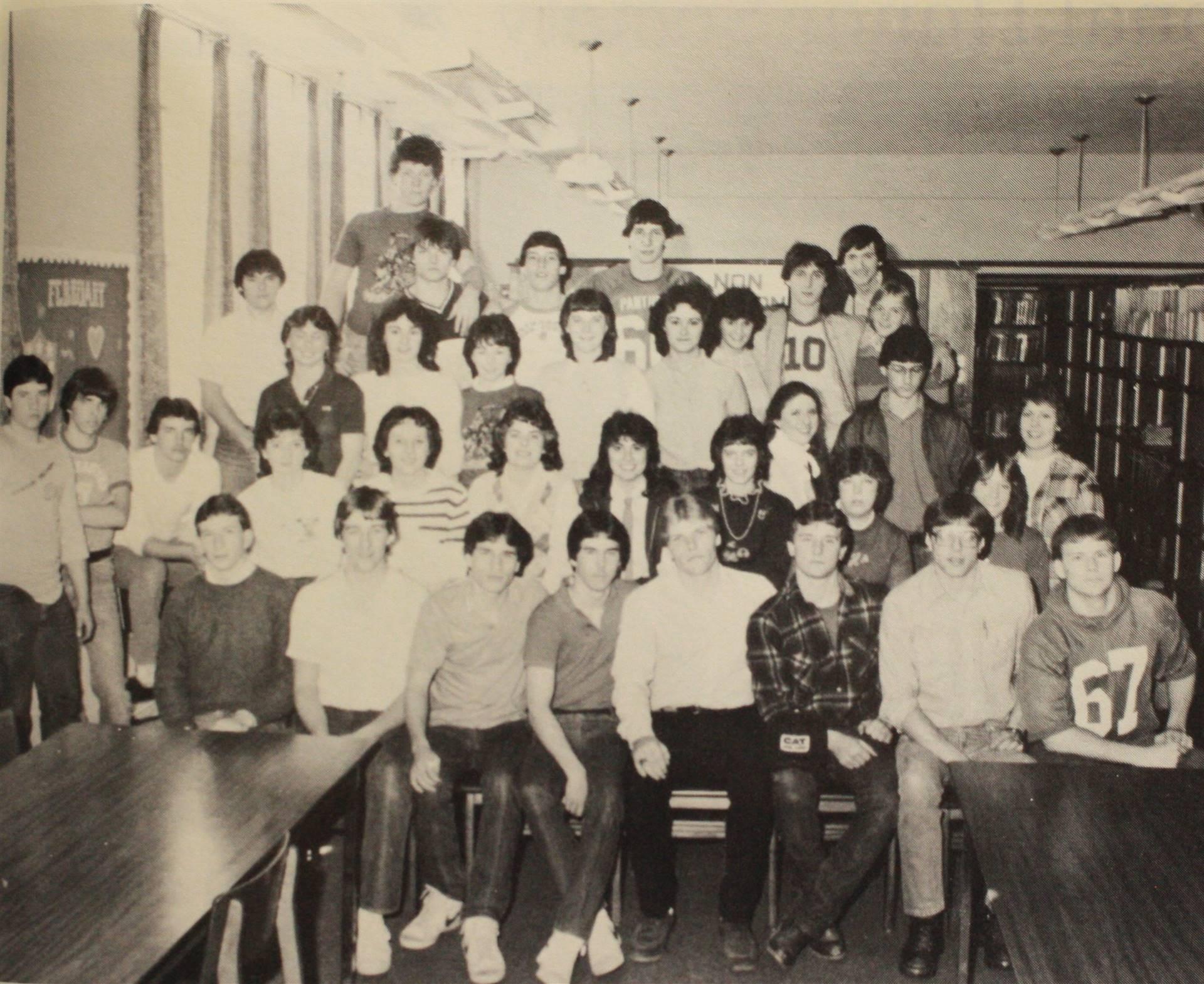 1984 College Club