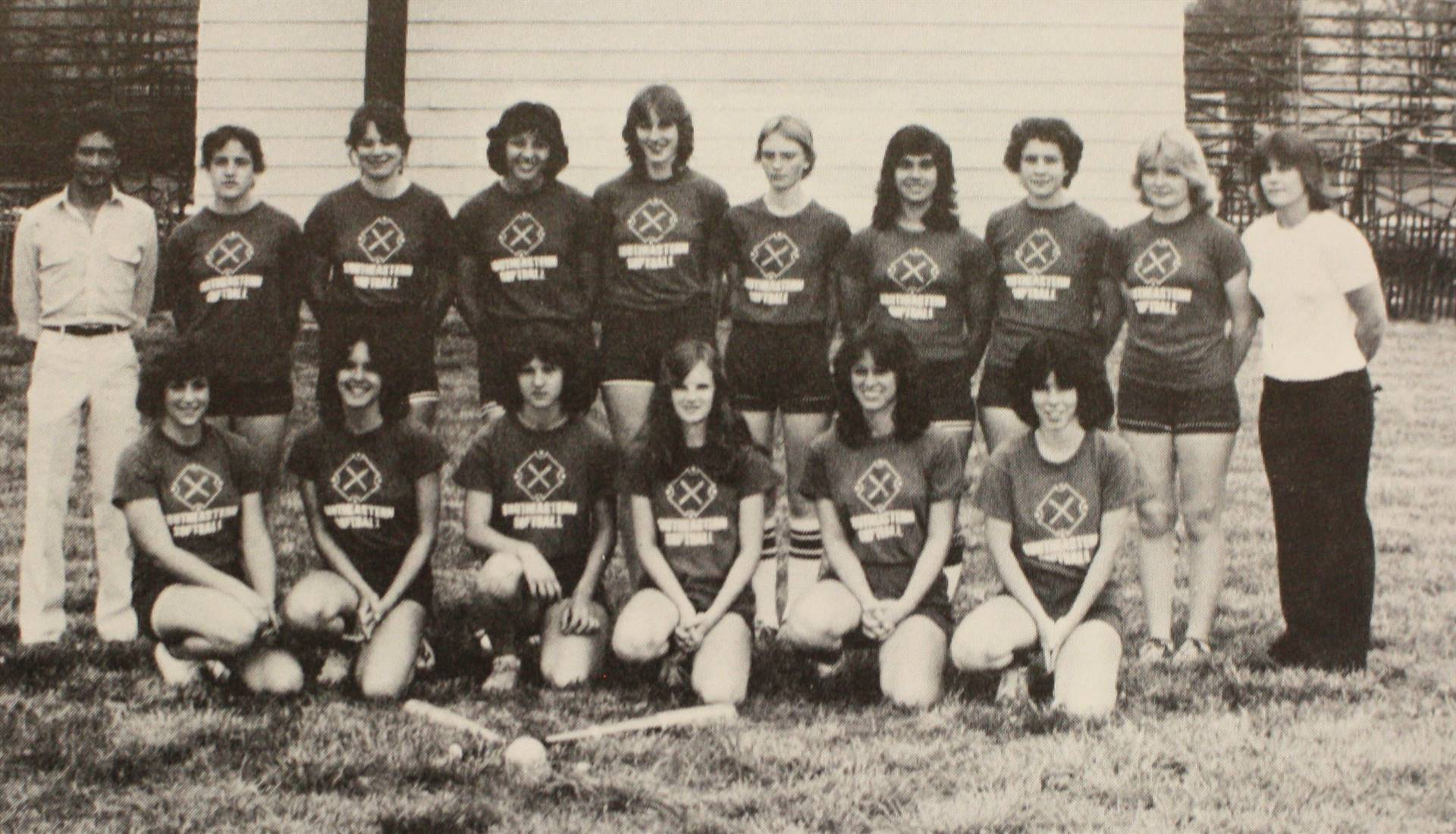 1981 Girls Softball