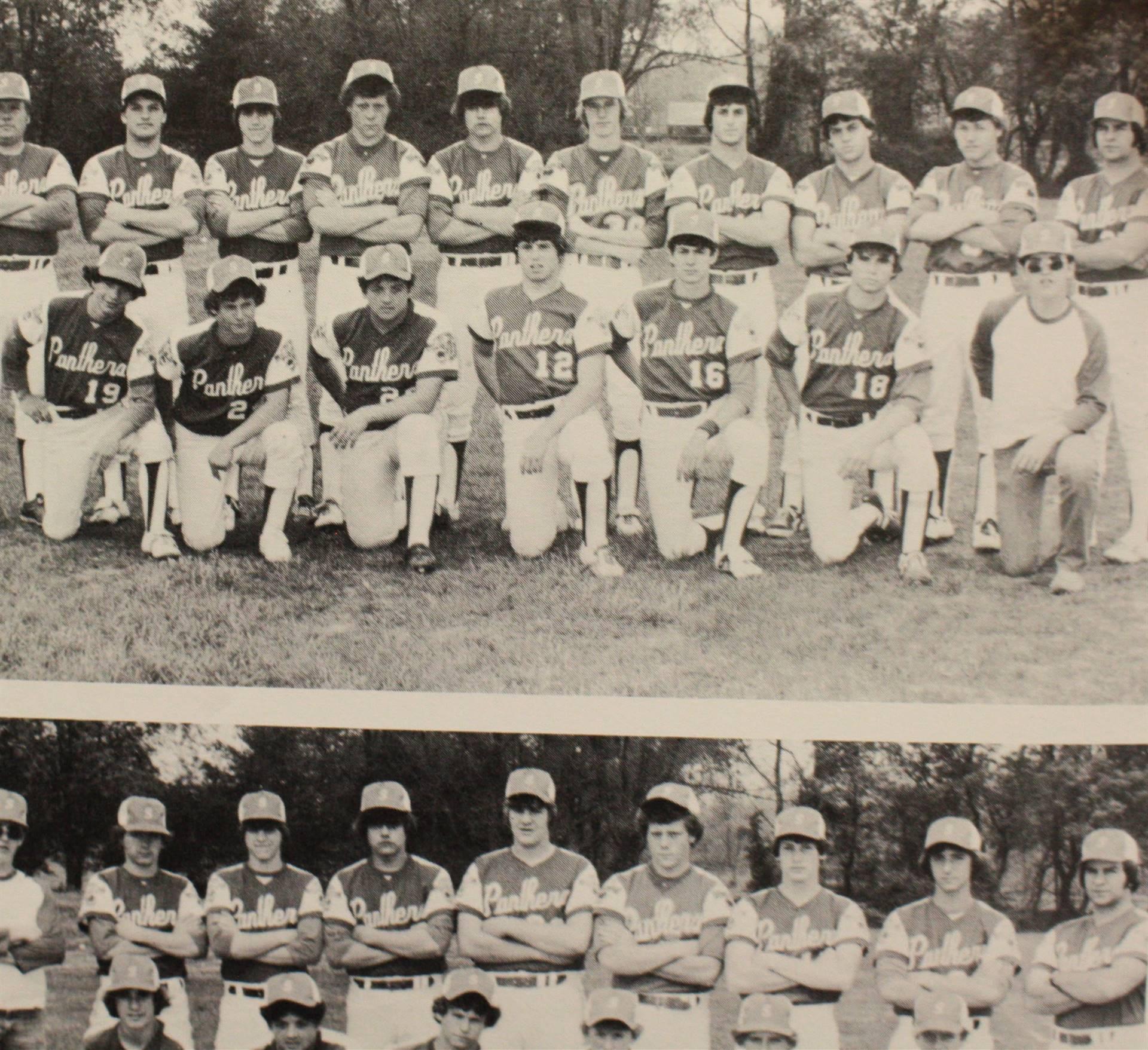 1981 Varsity Baseball