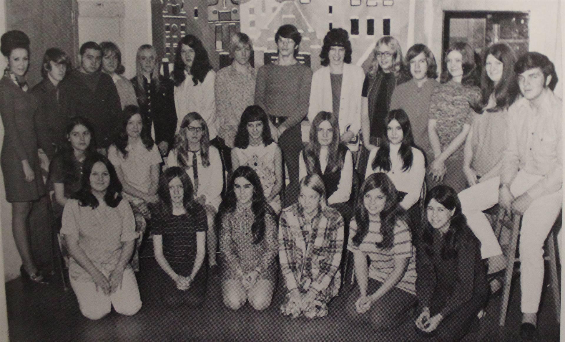 1972 Art Club