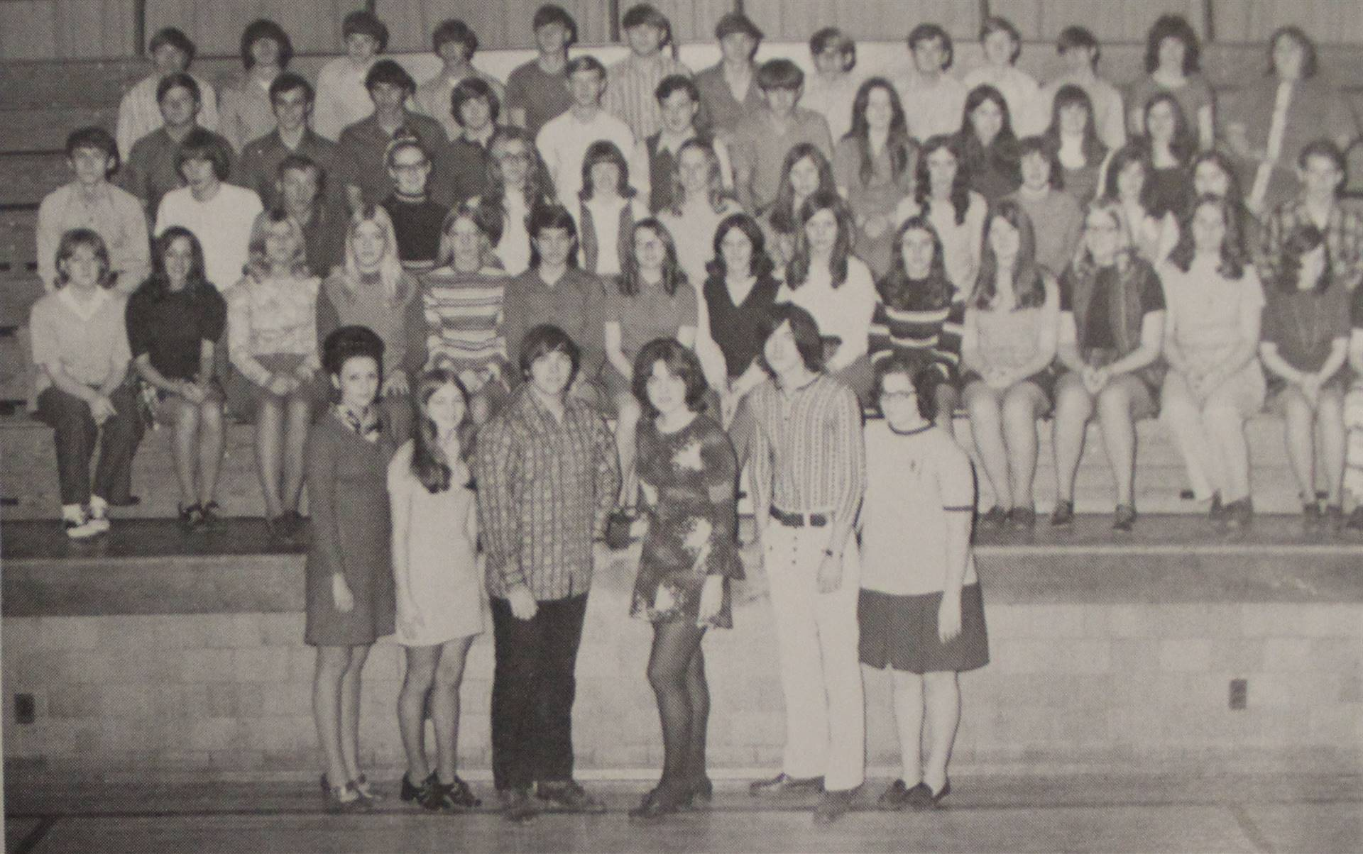 1972 Future Teachers Of America