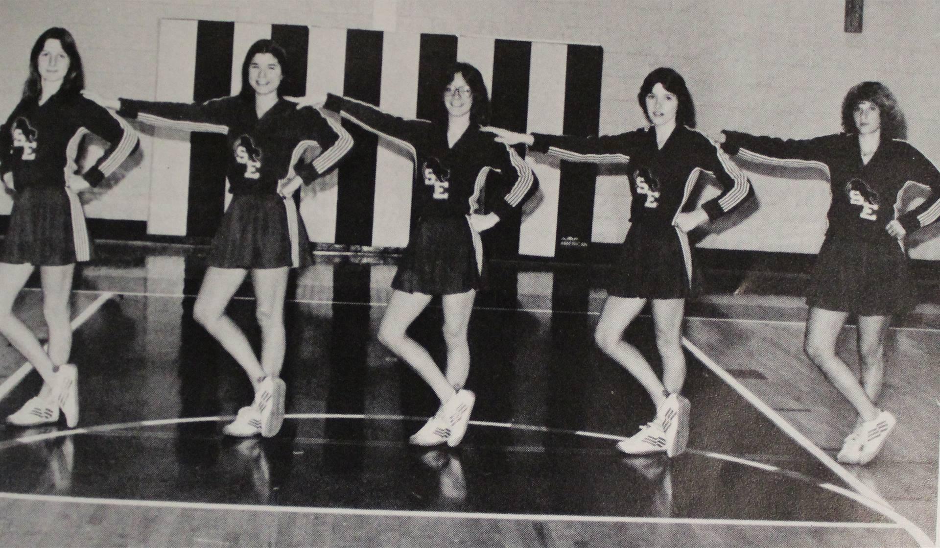 1979 Cheerleaders